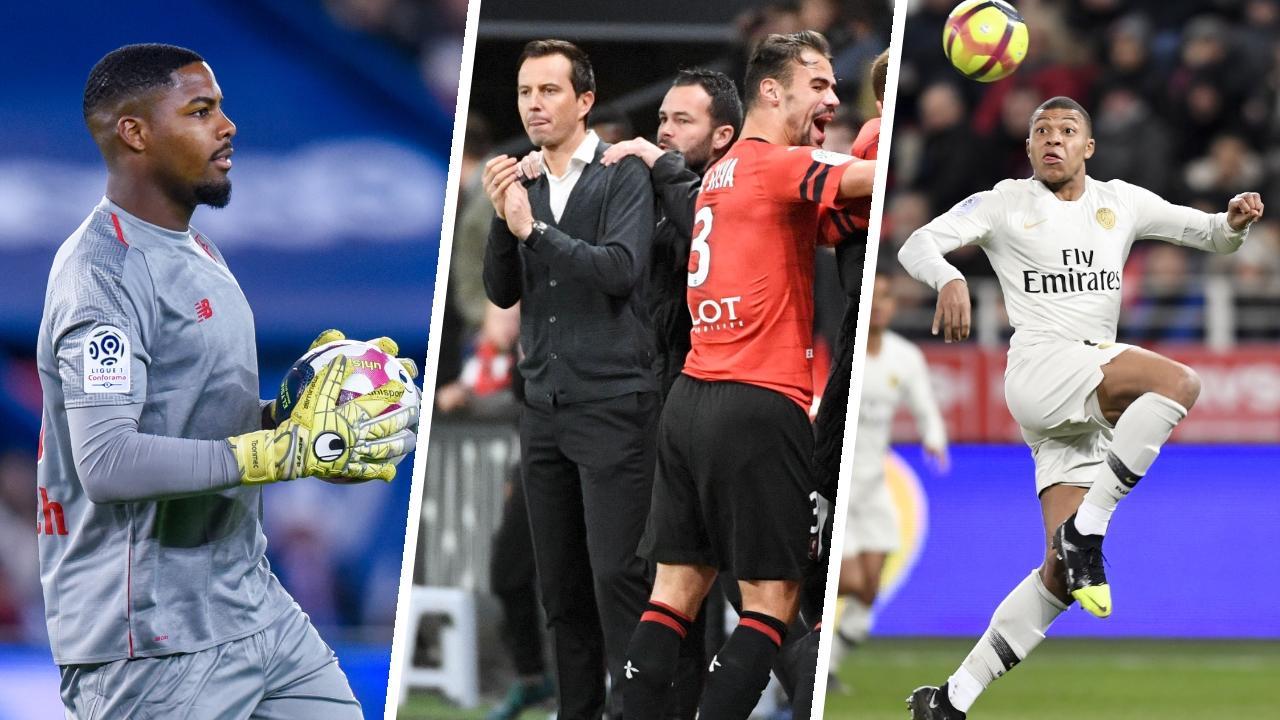 Football - Ligue 1 - Lille, Rennes, PSG : les stats à connaître avant la 29e journée de L1