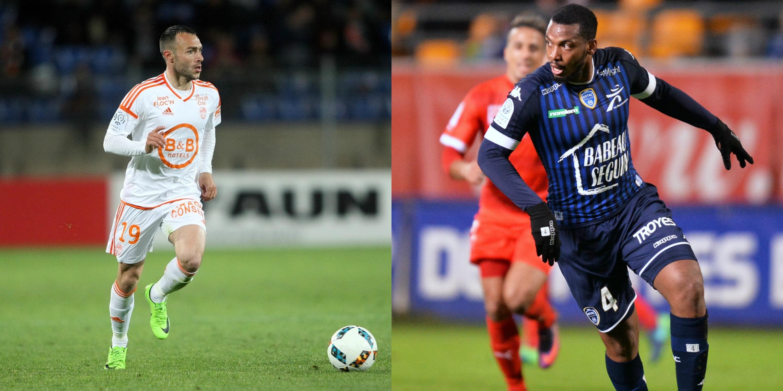 Football - Ligue 1 - Lorient et Troyes rouvrent les barrages 24 ans après