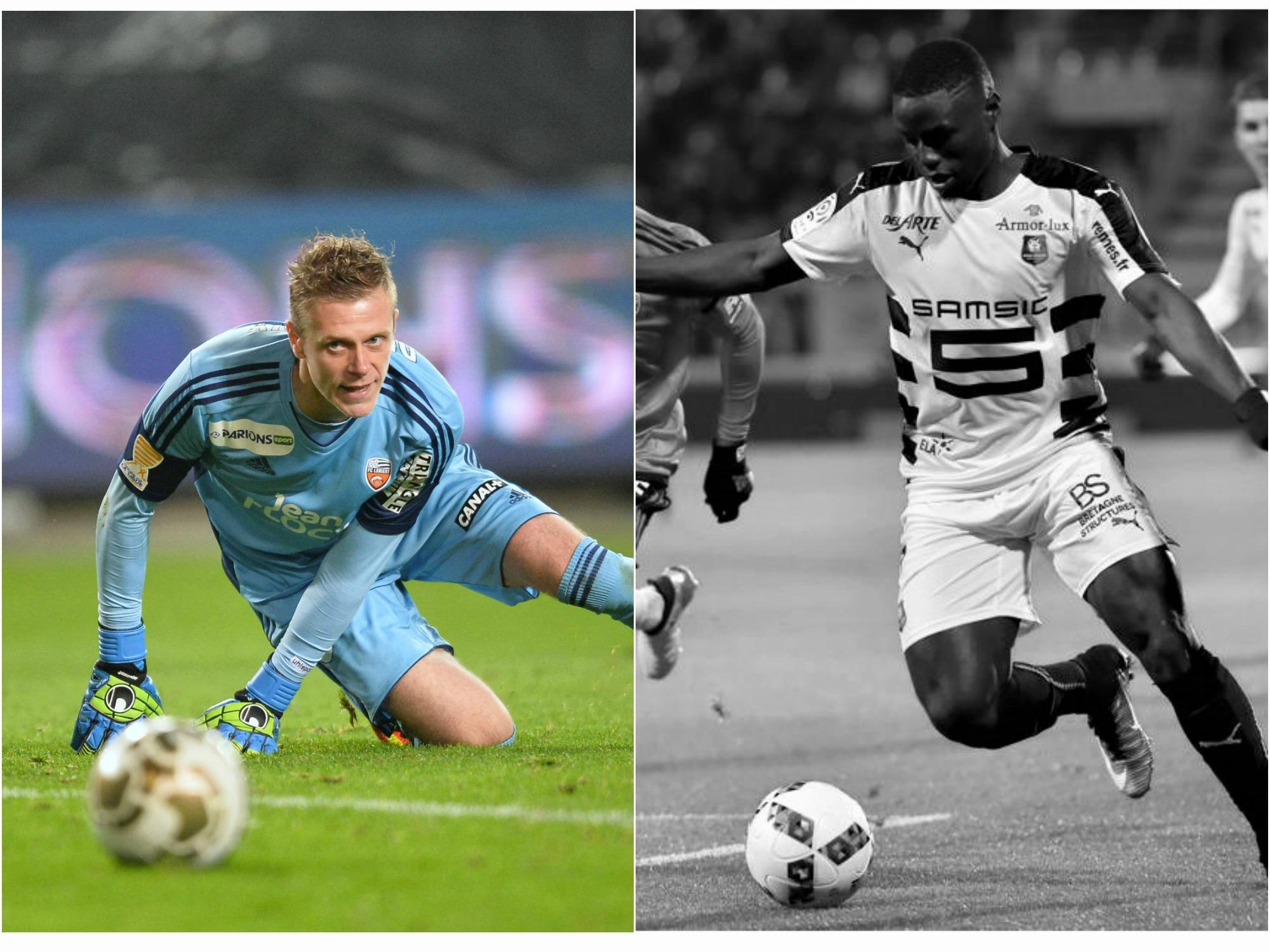 Football - Ligue 1 - Lorient-Rennes : Delecroix sauve le nul, Ntep toujours à zéro