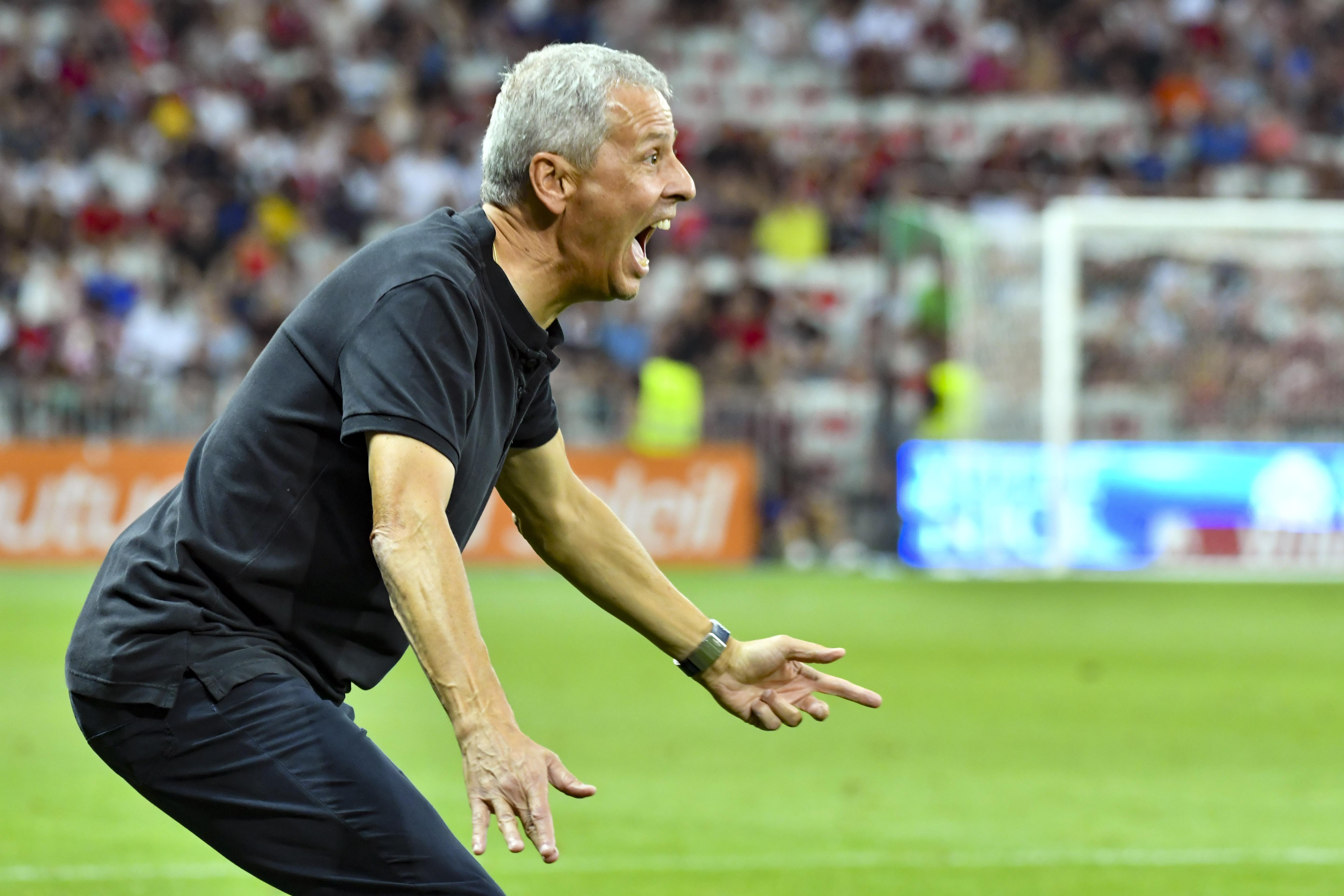 Football - Ligue 1 - Lucien Favre : «Est-ce que j'imagine la vie sans Seri ? Non !»