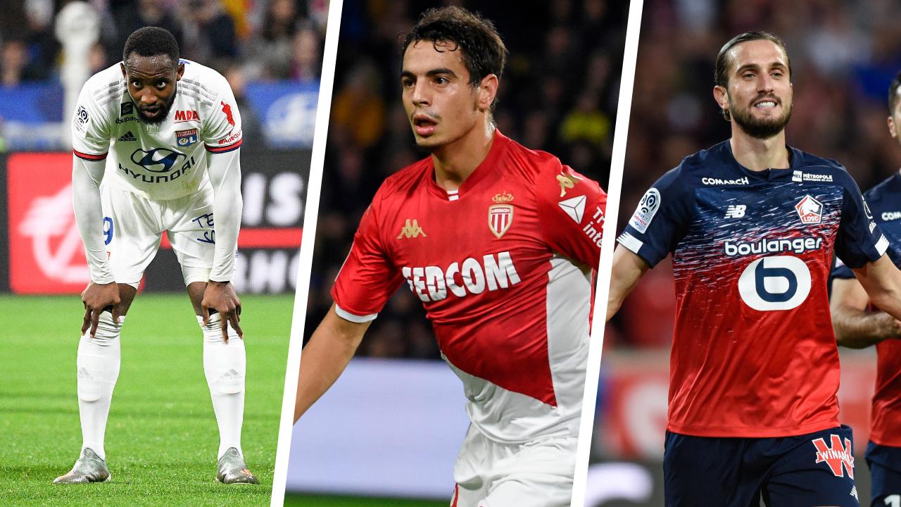 Football - Ligue 1 - Lyon, Ben Yedder, Yazici : le debrief stats du week-end de L1