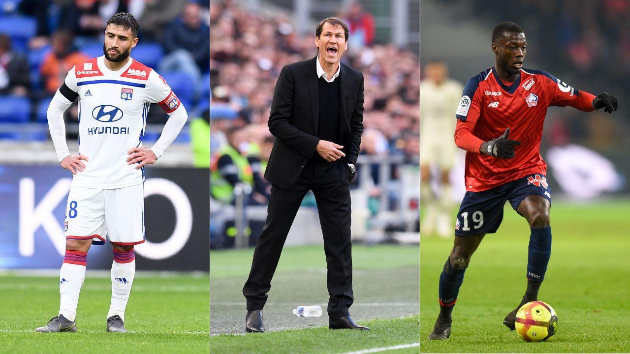 Football - Ligue 1 - Lyon, Garcia, Pépé : les stats à connaître avant la 33ème journée de L1