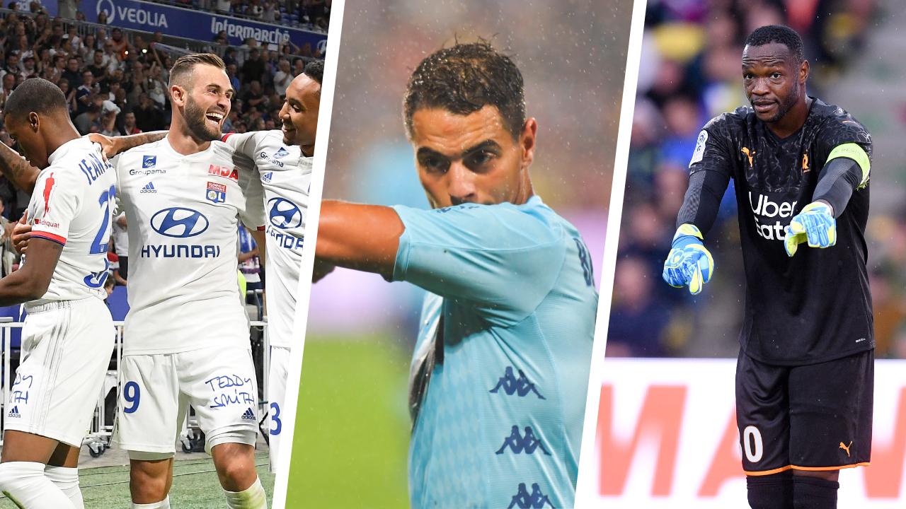 Football - Ligue 1 - Lyon, Monaco, Mandanda : le debrief stats du week-end de L1