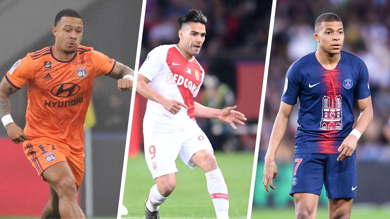 Football - Ligue 1 - Lyon, Monaco, Mbappé : les stats à connaître avant la 37e journée de L1