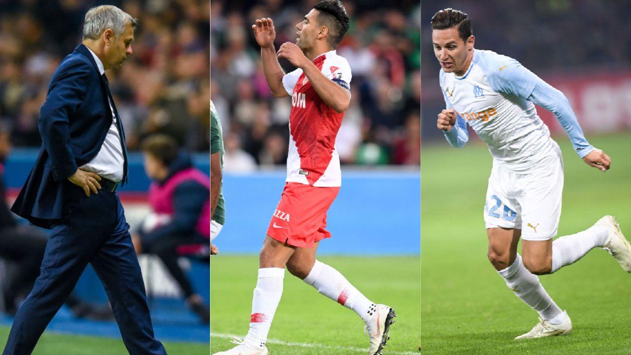 Football - Ligue 1 - Lyon, Monaco, Thauvin : Les stats à connaître avant la 10e journée de L1