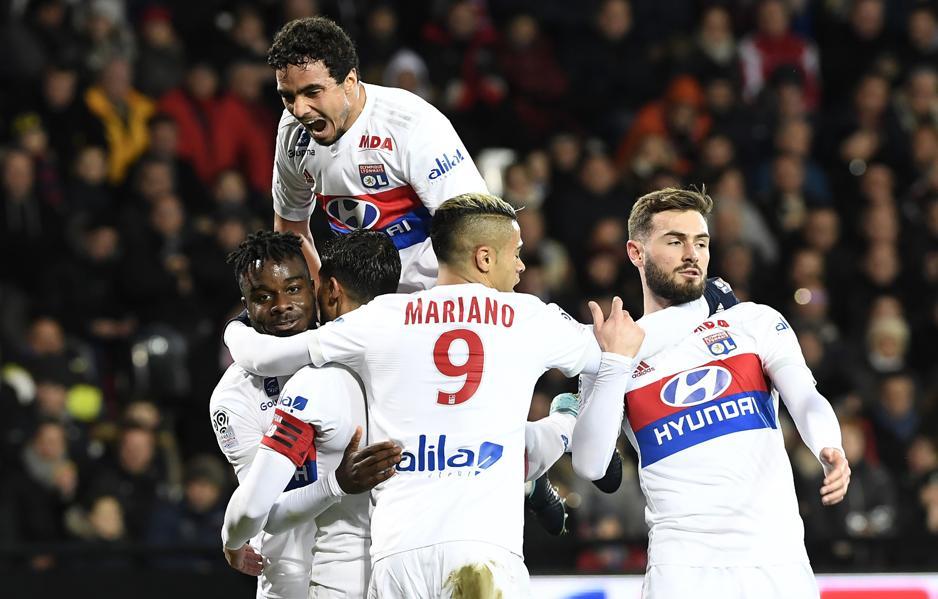 Football - Ligue 1 - Lyon, Neymar, Cavani : les chiffres marquants de la 21e journée de L1