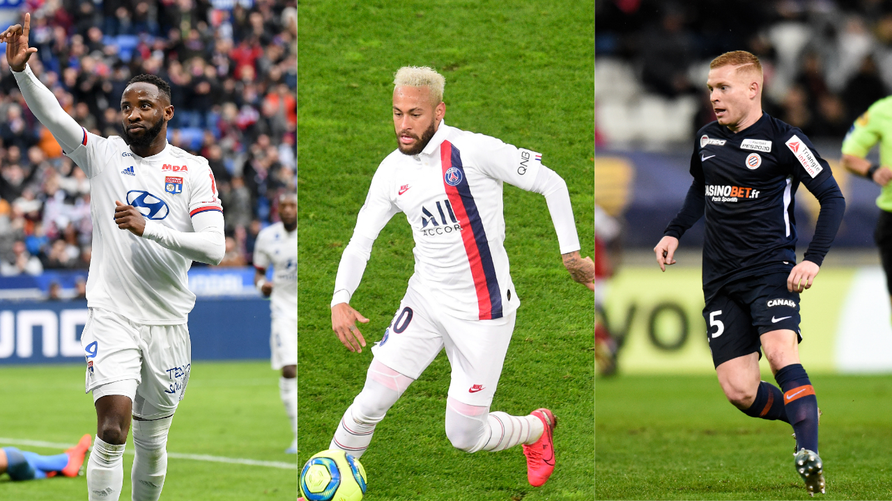 Football - Ligue 1 - Lyon, Neymar, Mollet : le debrief stats du week-end de L1