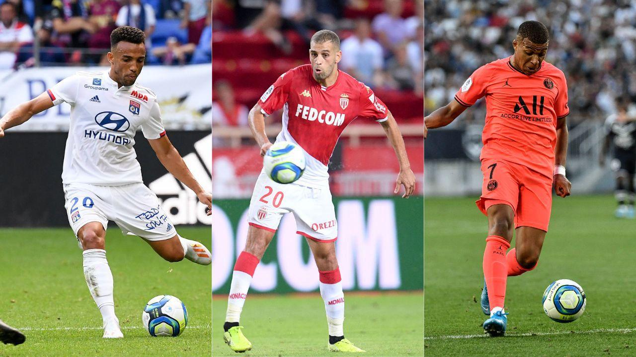 Football - Ligue 1 - Lyon, Slimani, Mbappé : le debrief stats du week-end de L1