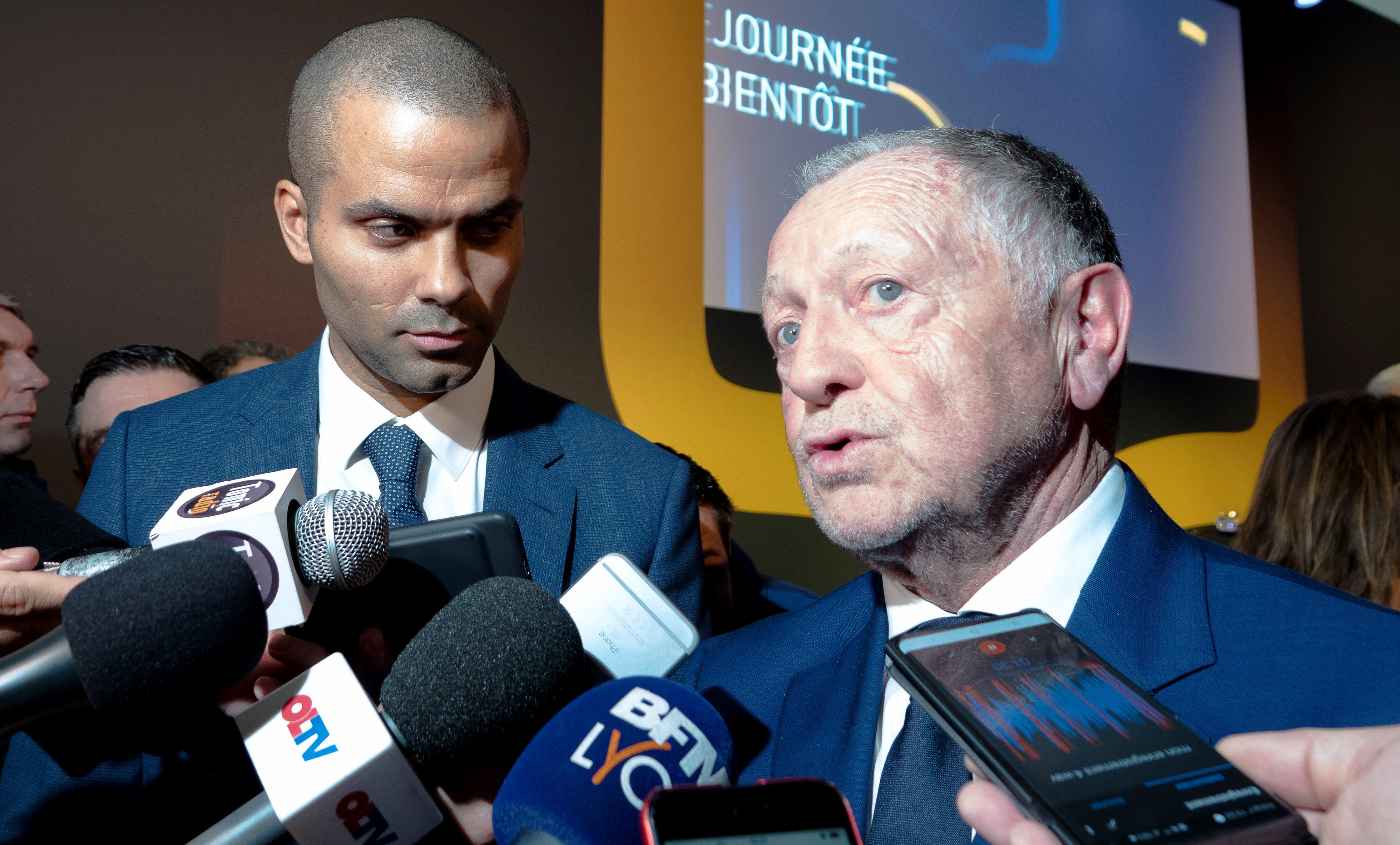 Football - Ligue 1 - Lyon : Tony Parker bientôt au conseil d'administration d'OL Groupe