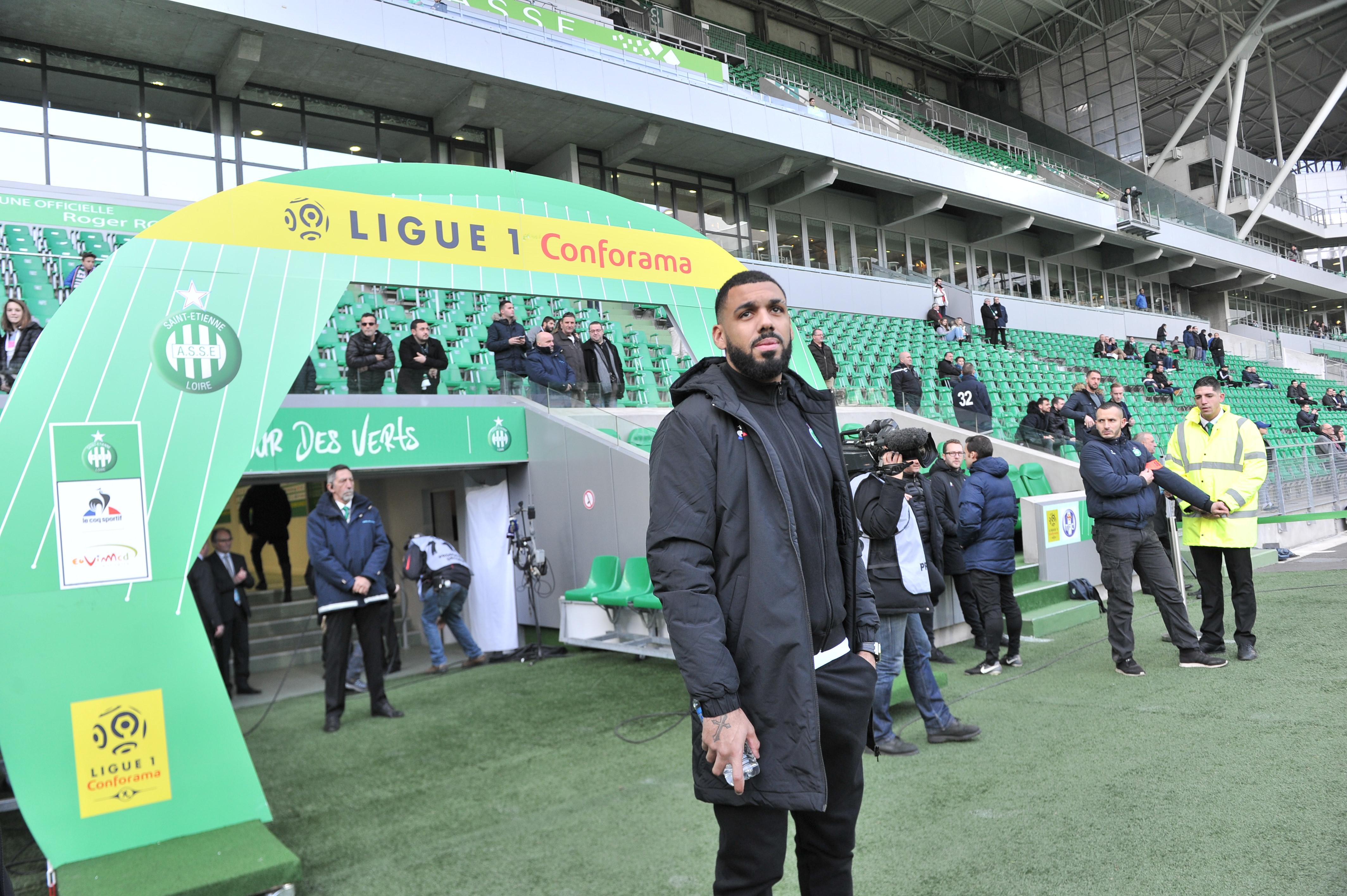 Football - Ligue 1 - M'Vila et (sans doute) Ntep, Saint-Etienne accélère son mercato