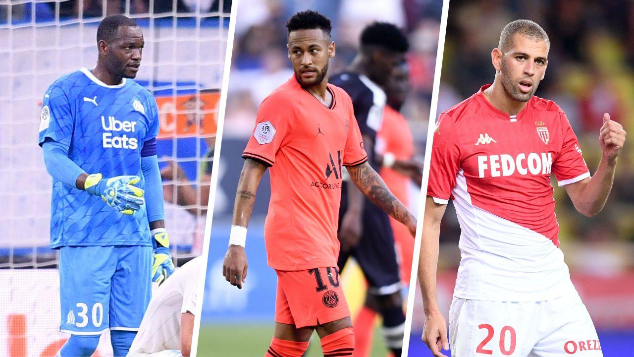 Football - Ligue 1 - Mandanda, Neymar, Slimani : les stats à connaître avant la 9e journée de L1