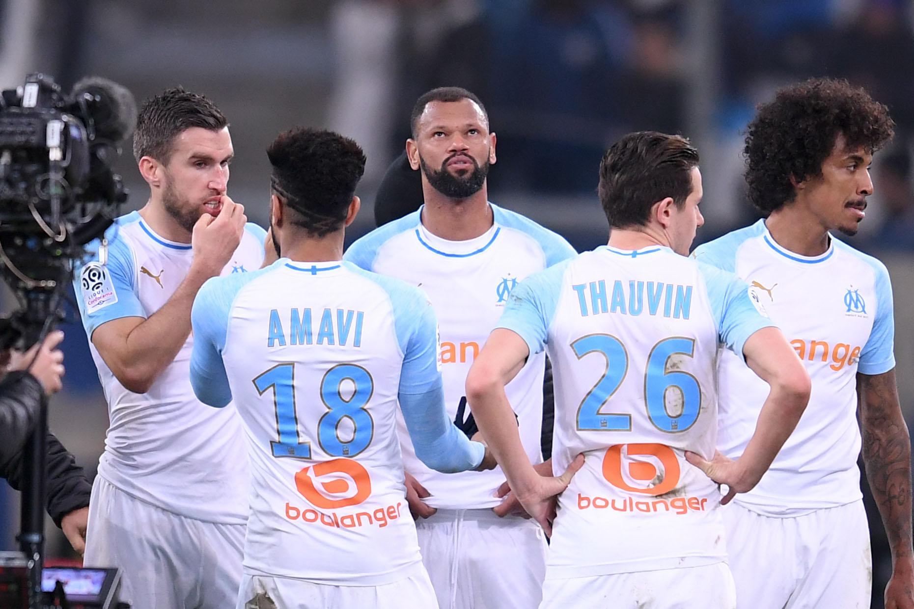 Football - Ligue 1 - Marseille a beaucoup à se faire pardonner à Saint-Etienne