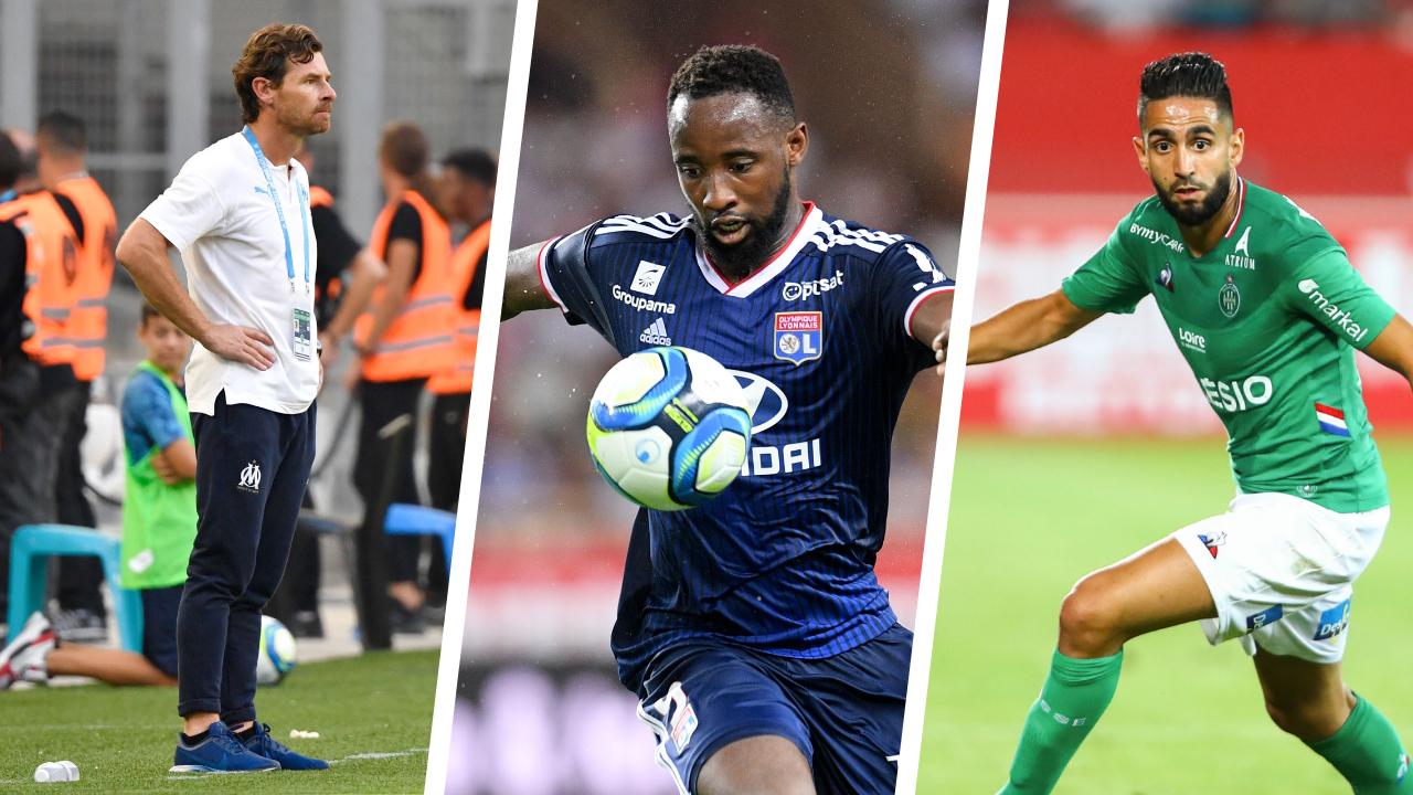 Football - Ligue 1 - Marseille, Dembélé, Boudebouz : le debrief stats du week-end de L1