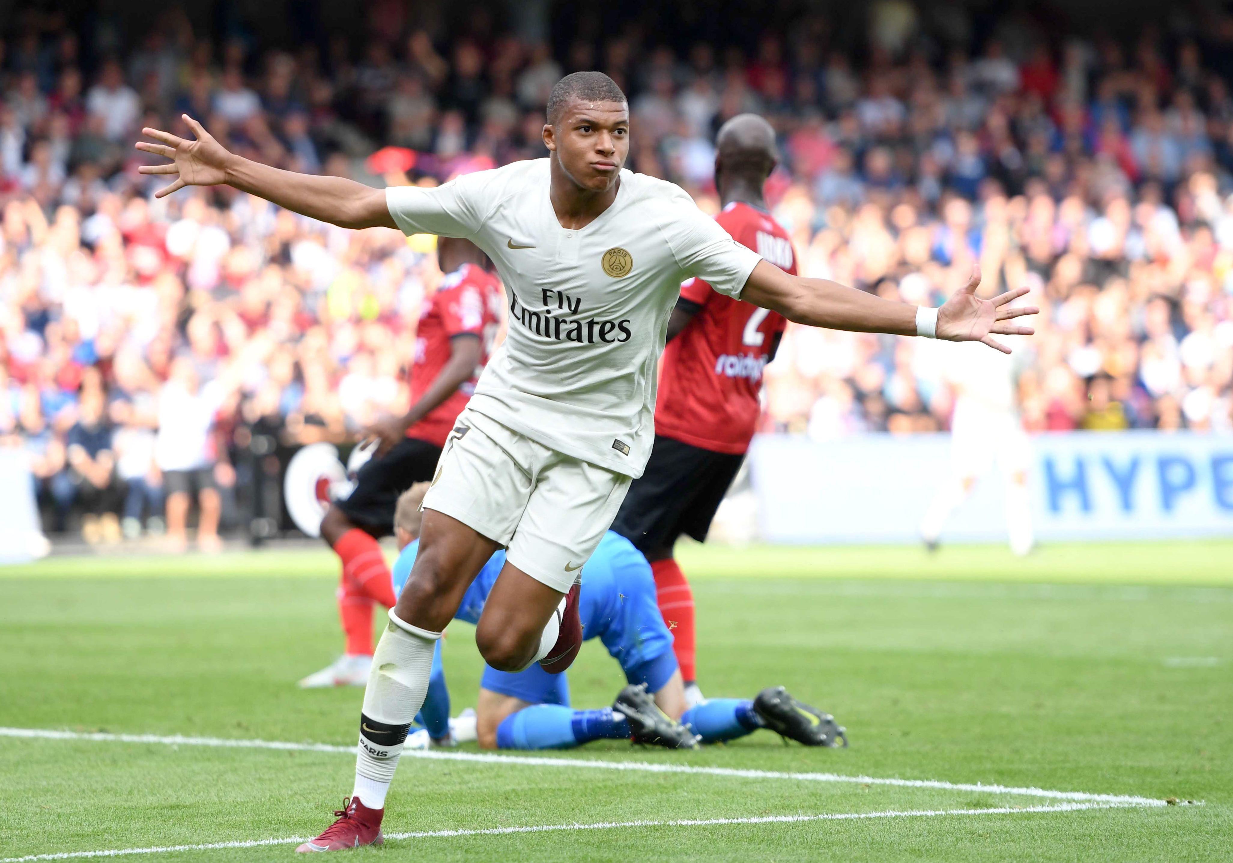Football - Ligue 1 - Mbappé déjà de retour au top : «On n'a pas le temps de rester à glander»