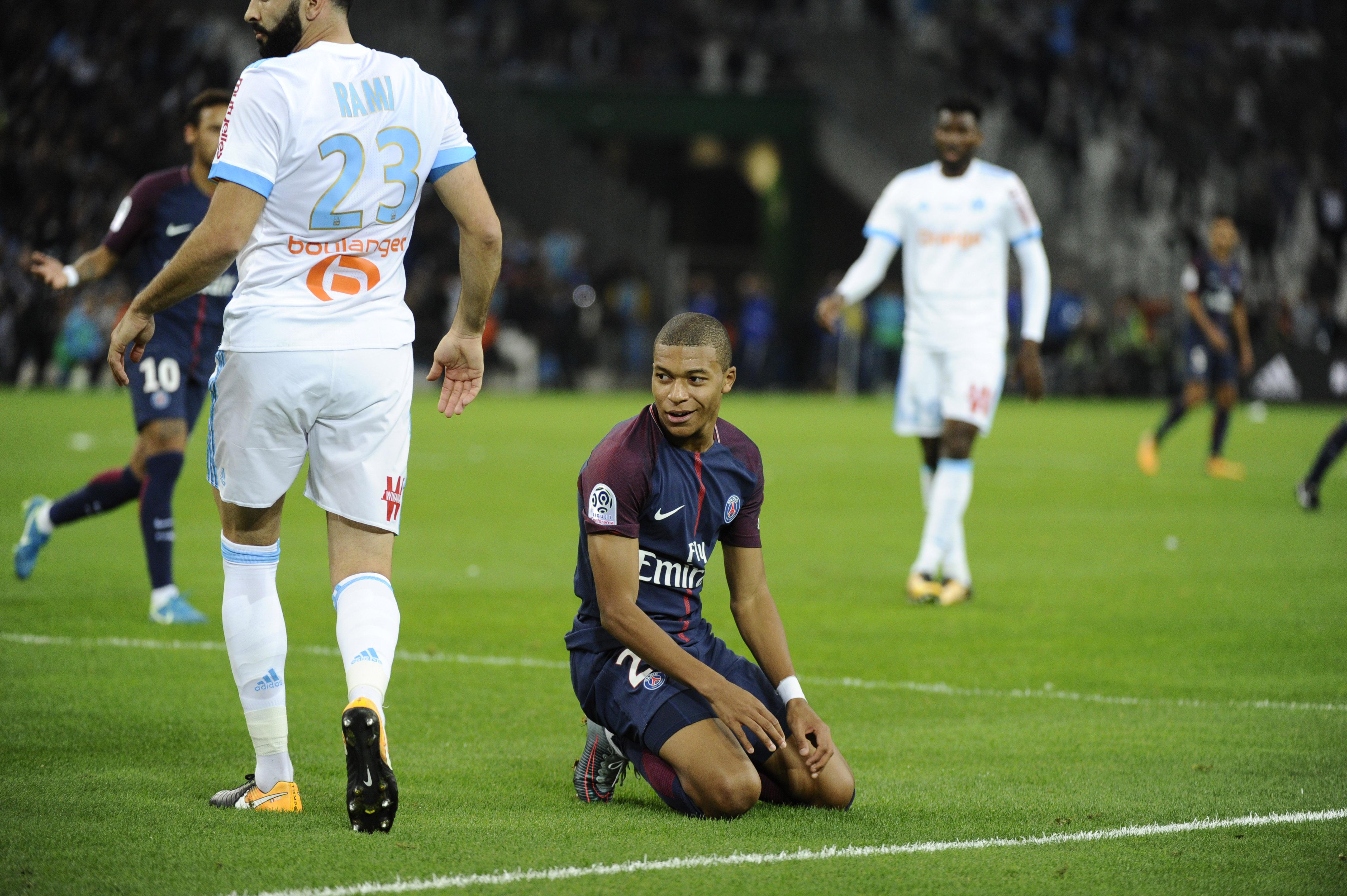 Football - Ligue 1 - Mbappé : «On n'a peut-être pas mesuré l'importance de ce match»