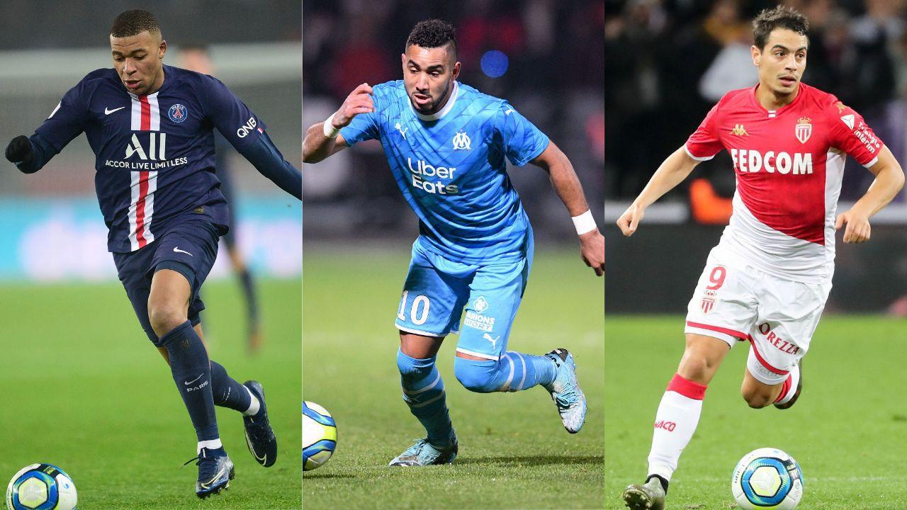 Football - Ligue 1 - Mbappé, Payet, Ben Yedder : le debrief stats de la 16ème journée de L1