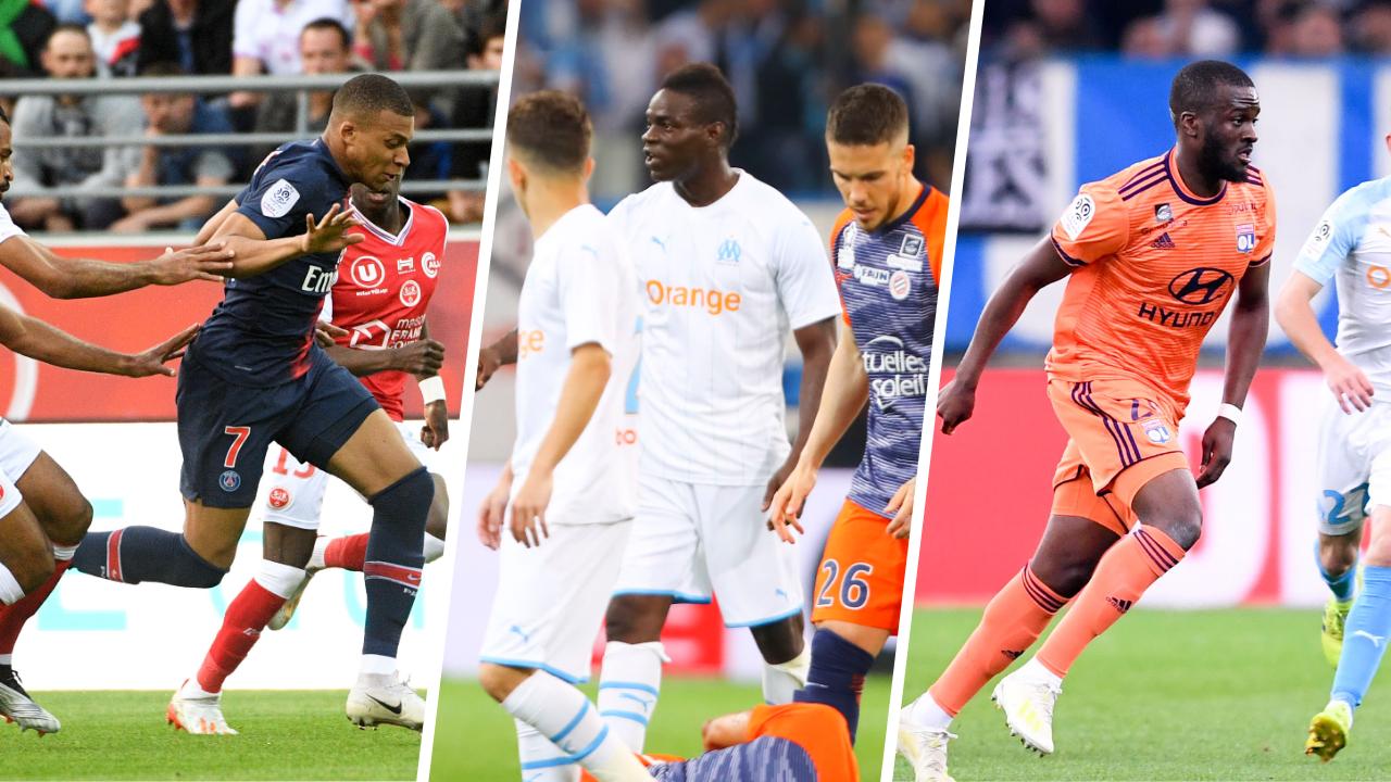 Football - Ligue 1 - Mbappé, Savanier, Balotelli : le debrief stats de la 38ème journée de L1