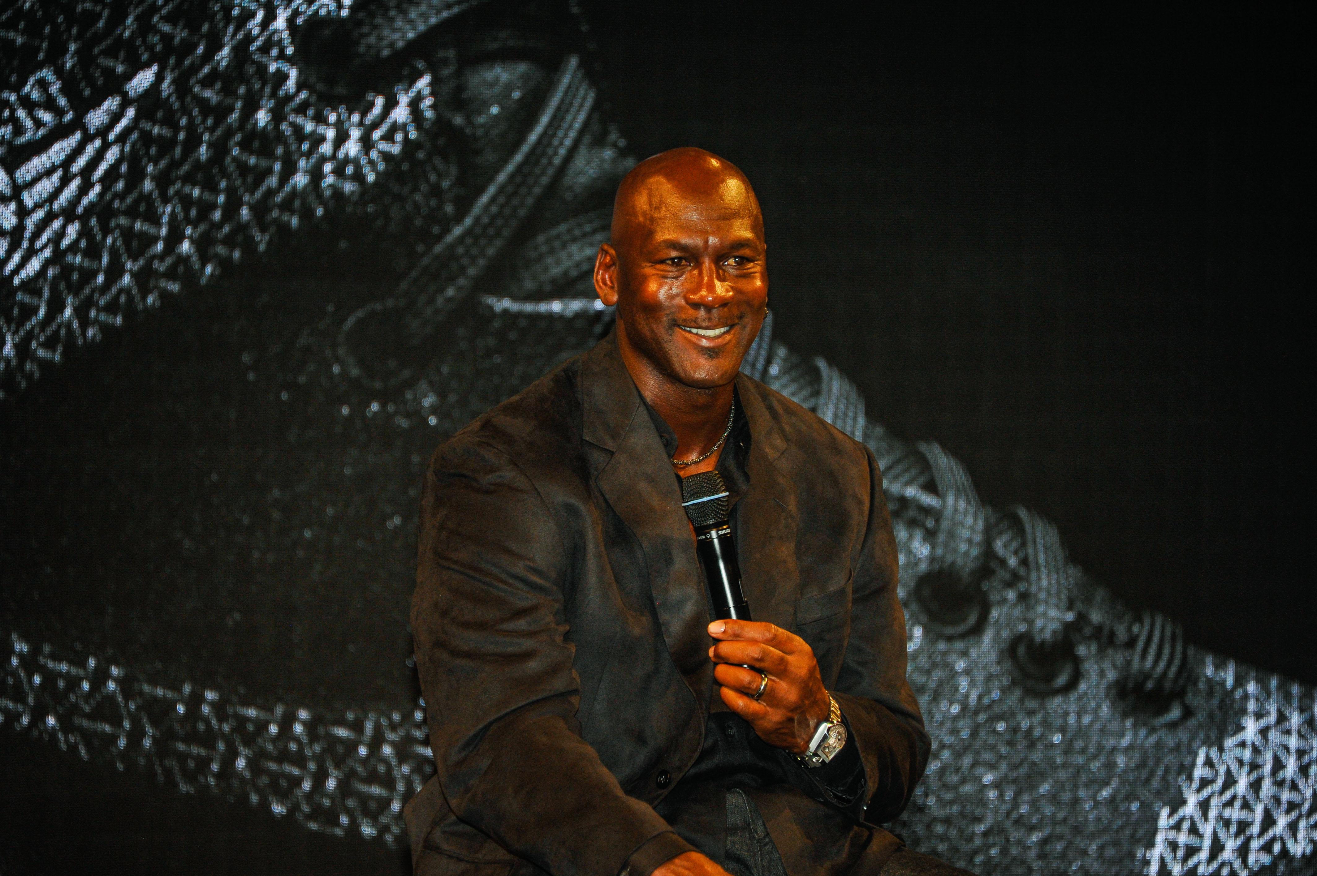 Football - Ligue 1 - Michael Jordan présent à Nice-Paris SG ?