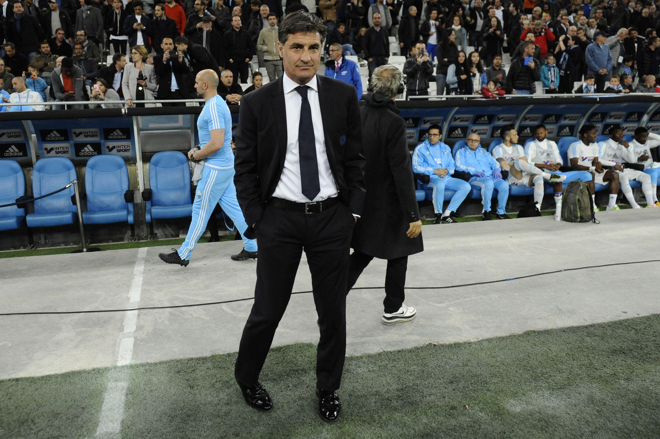 Football - Ligue 1 - Michel : «La pire chose pour moi à Marseille, c'est qu'il y avait Labrune»