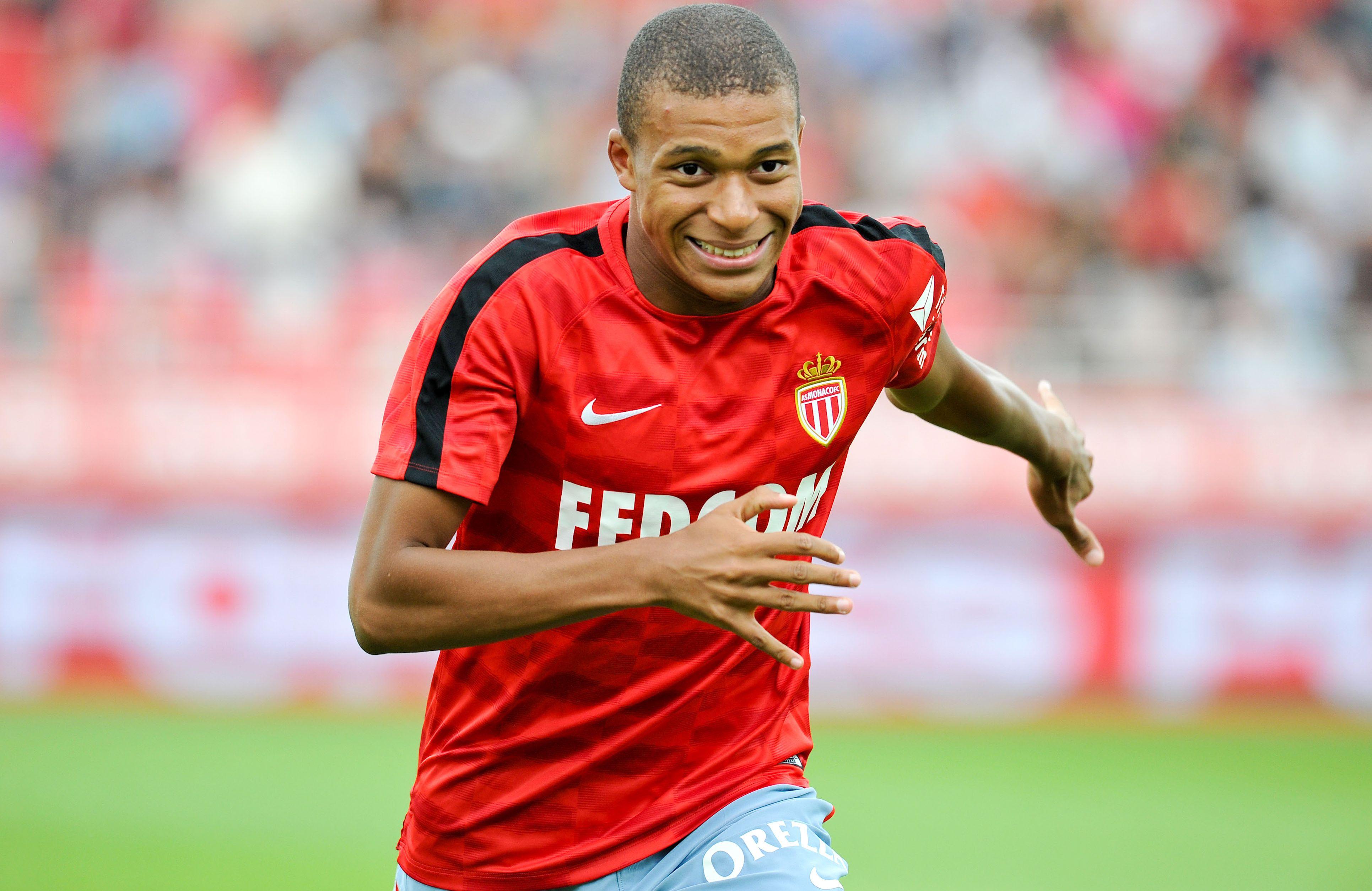 Football - Ligue 1 - Monaco : Jardim écarte Mbappé contre Metz