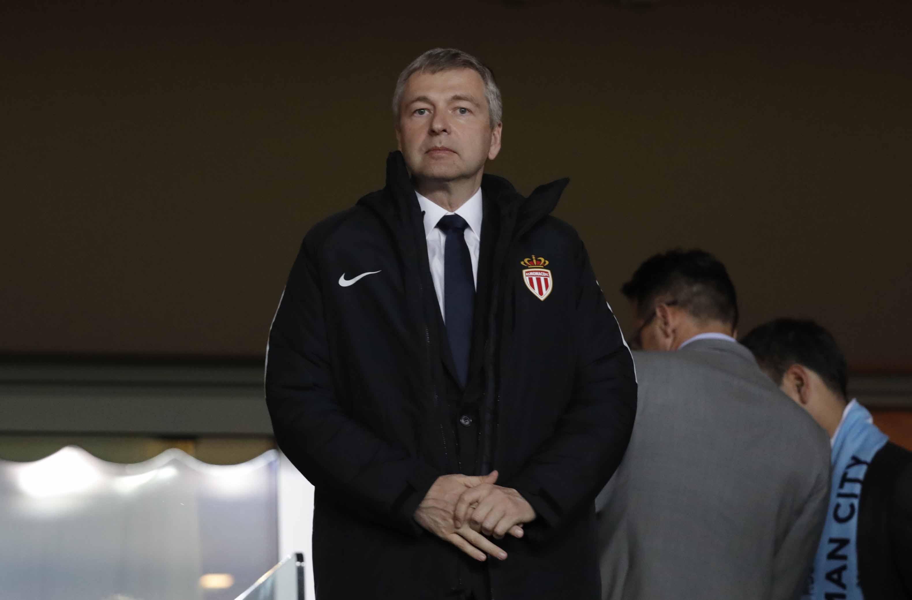 Football - Ligue 1 - Monaco : Rybolovlev proche d'un départ ?