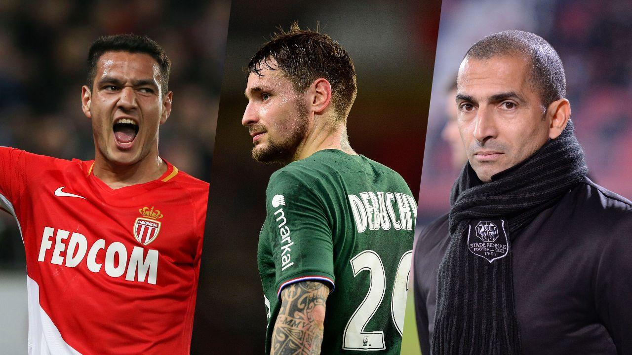 Football - Ligue 1 - Monaco, Saint-Etienne, Lamouchi : les stats à connaître avant la 30e journée de L1