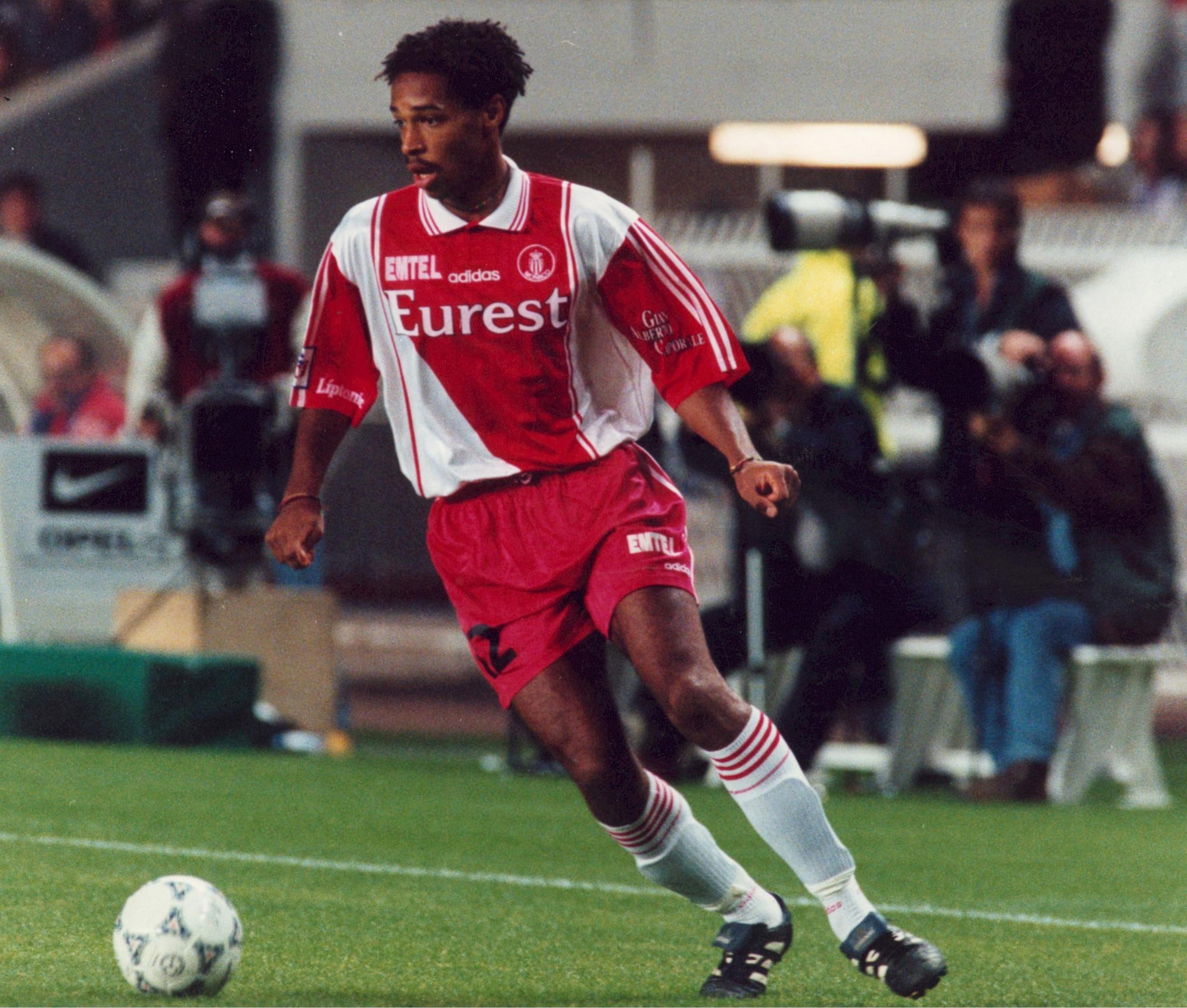 Football - Ligue 1 - Monaco : Thierry Henry, le retour aux sources
