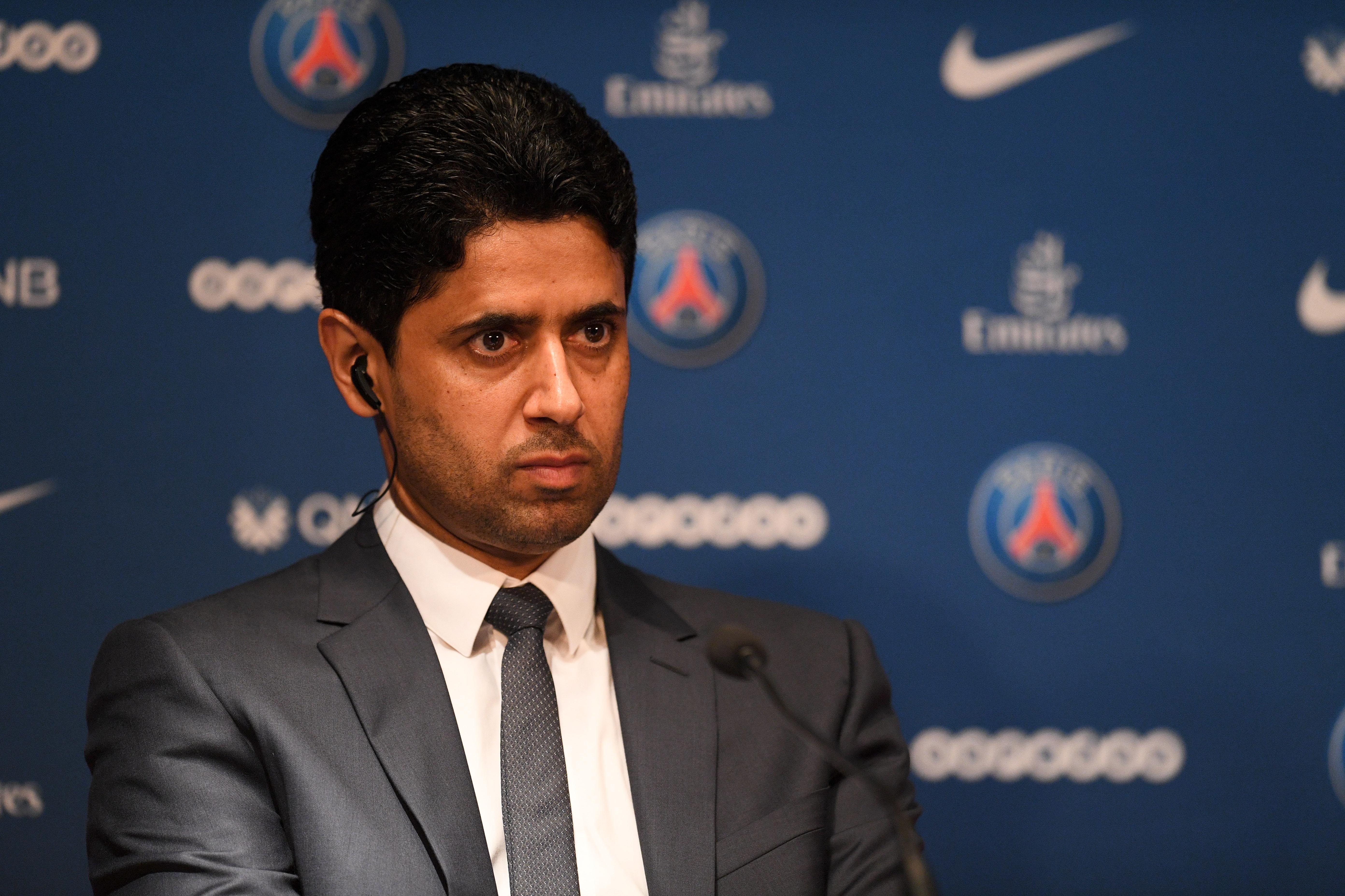 Football - Ligue 1 - Nasser Al-Khelaïfi mis en examen pour «corruption active»