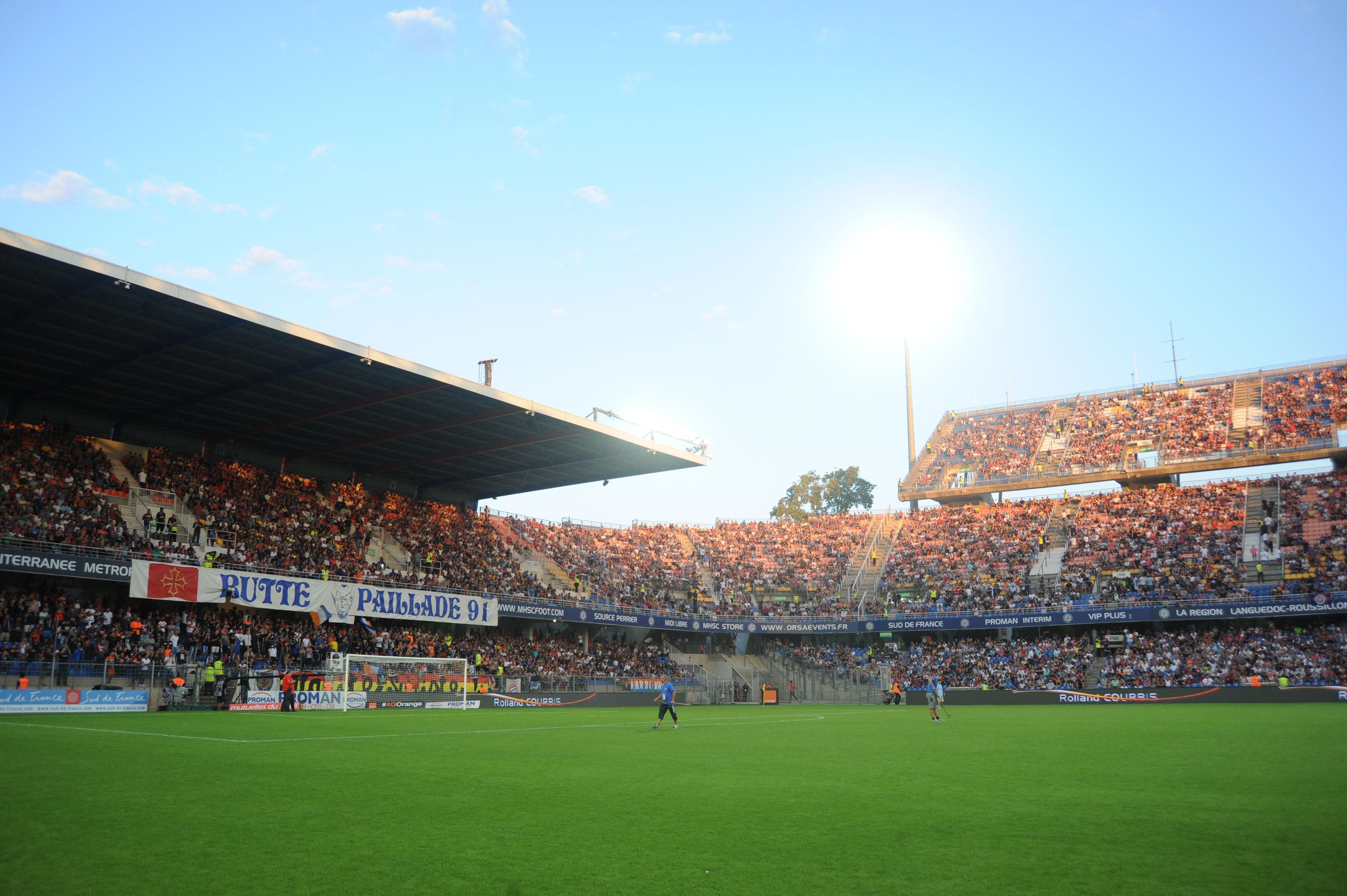 Football - Ligue 1 - Montpellier lance son projet de nouveau stade