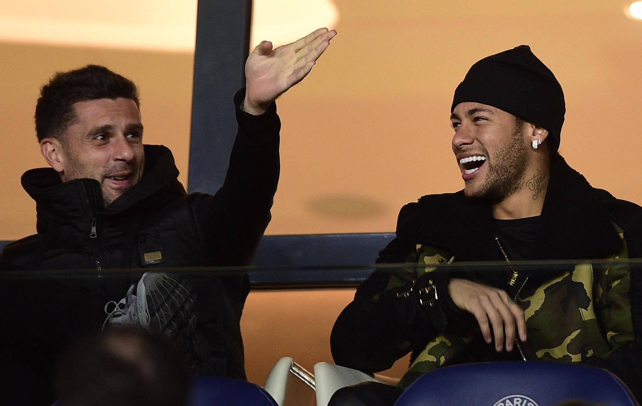 Football - Ligue 1 - Motta évoque la joie «un peu perdue» par Neymar