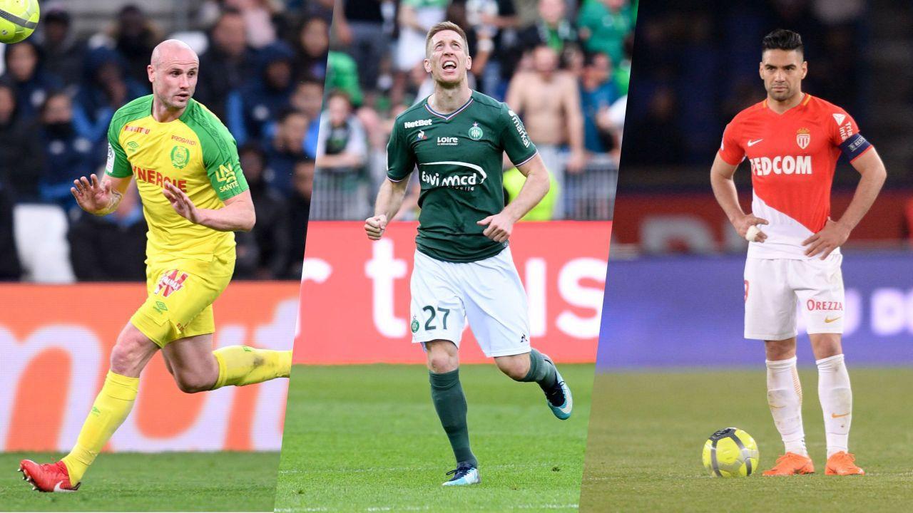 Football - Ligue 1 - Nantes, Beric, Falcao : les stats à connaître avant la 35e journée de L1