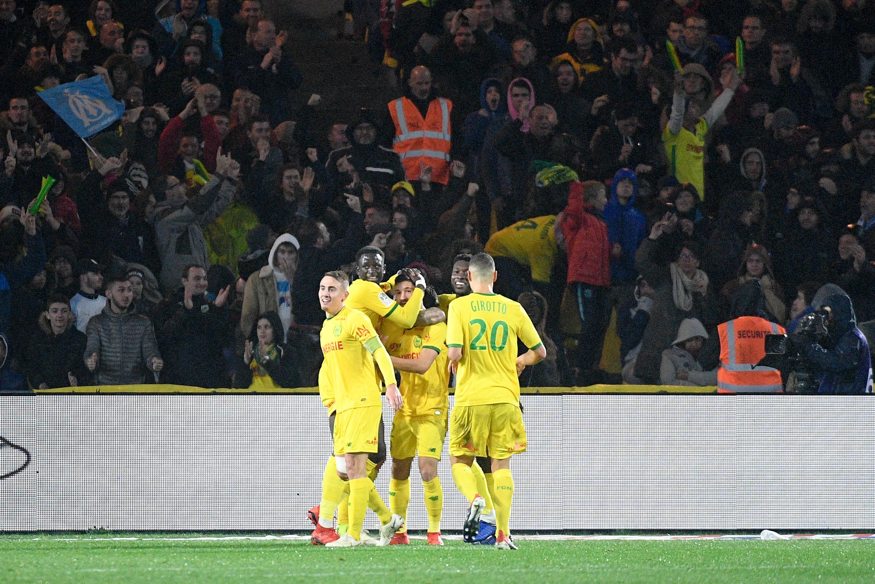 Football - Ligue 1 - Nantes-Montpellier et Nice-Saint-Etienne reportés à cause des «gilets jaunes»