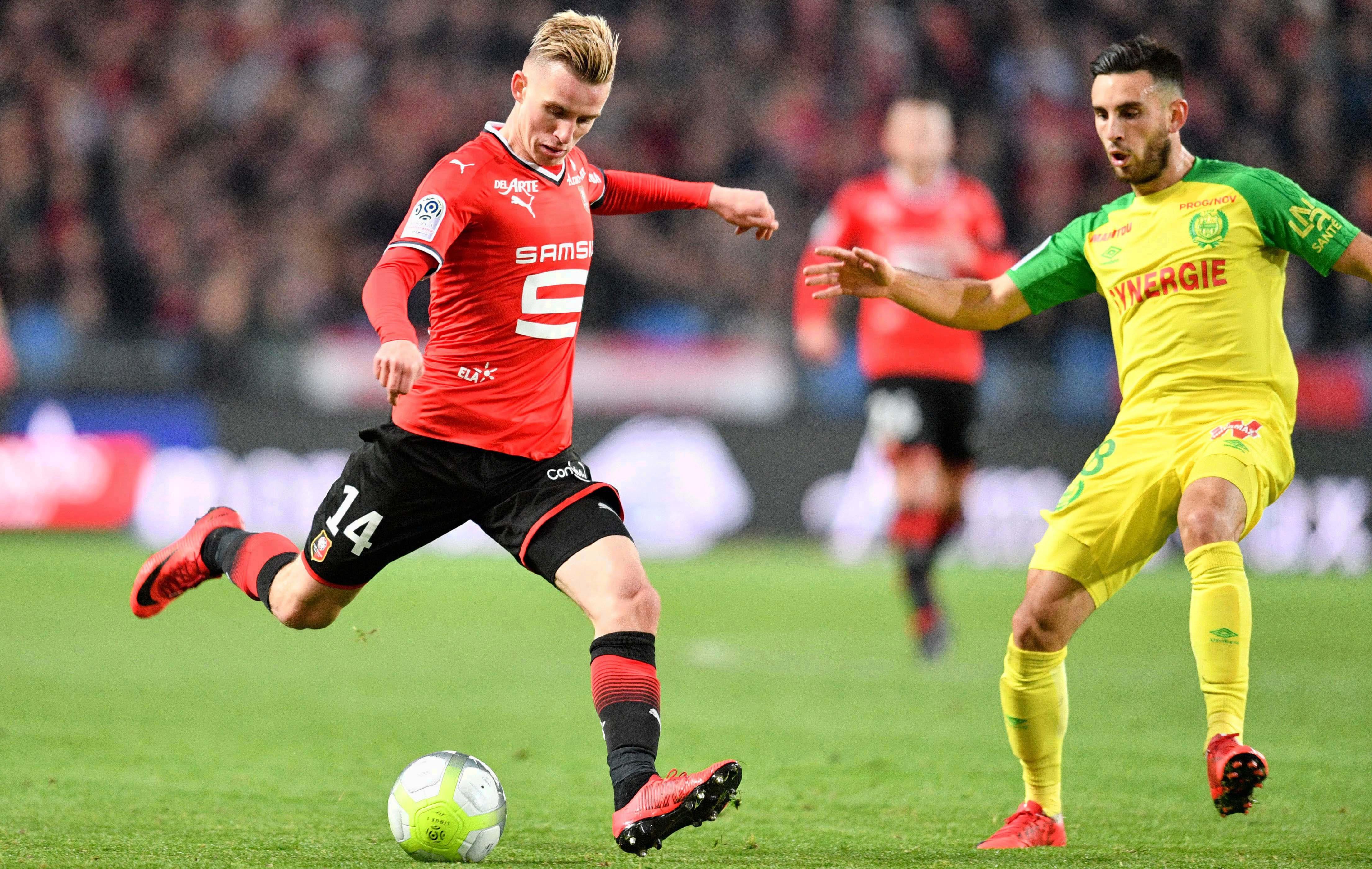Football - Ligue 1 - Nantes-Rennes : un derby pour l'Europe
