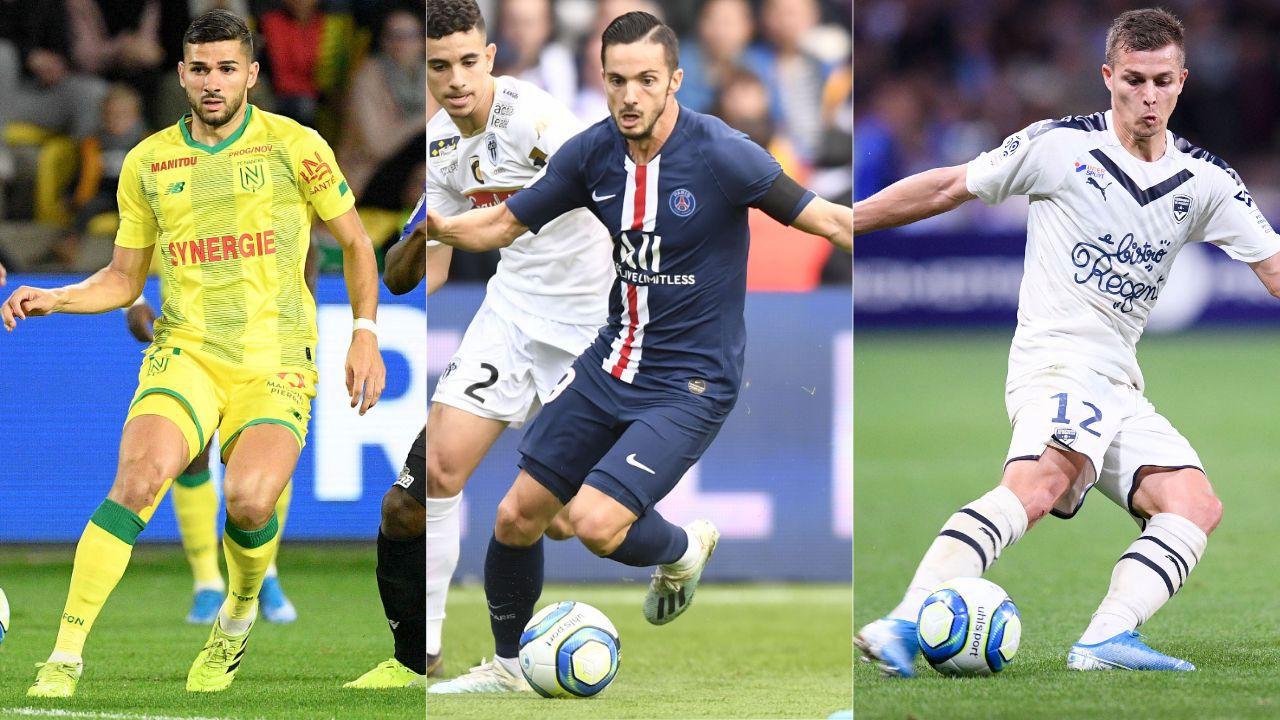 Football - Ligue 1 - Nantes, Sarabia, De Préville : le debrief stats du week-end