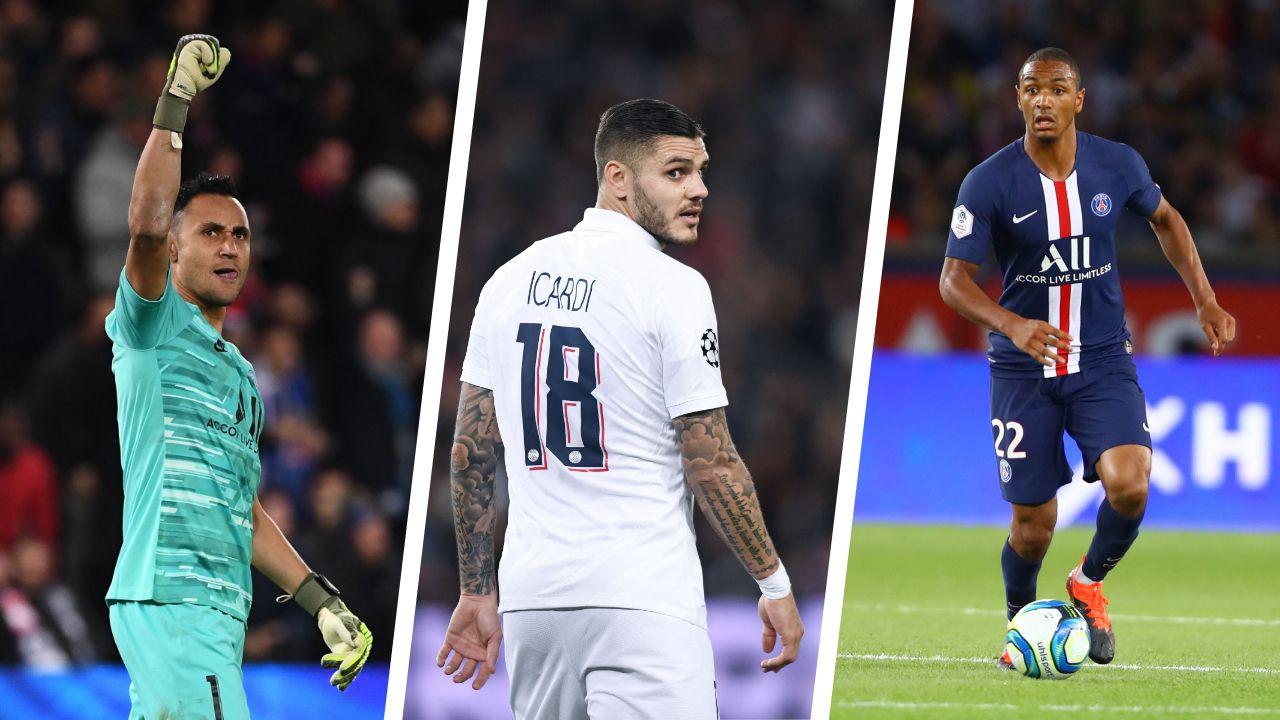 Ligue 1 - Navas, Icardi, Diallo… Le carnet de notes des recrues parisiennes
