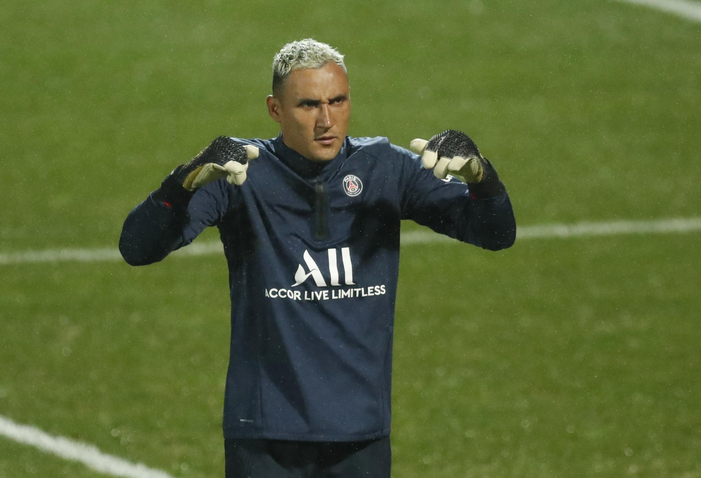 Football - Ligue 1 - Navas : «Nous avons su souffrir dans les moments où il fallait le faire»