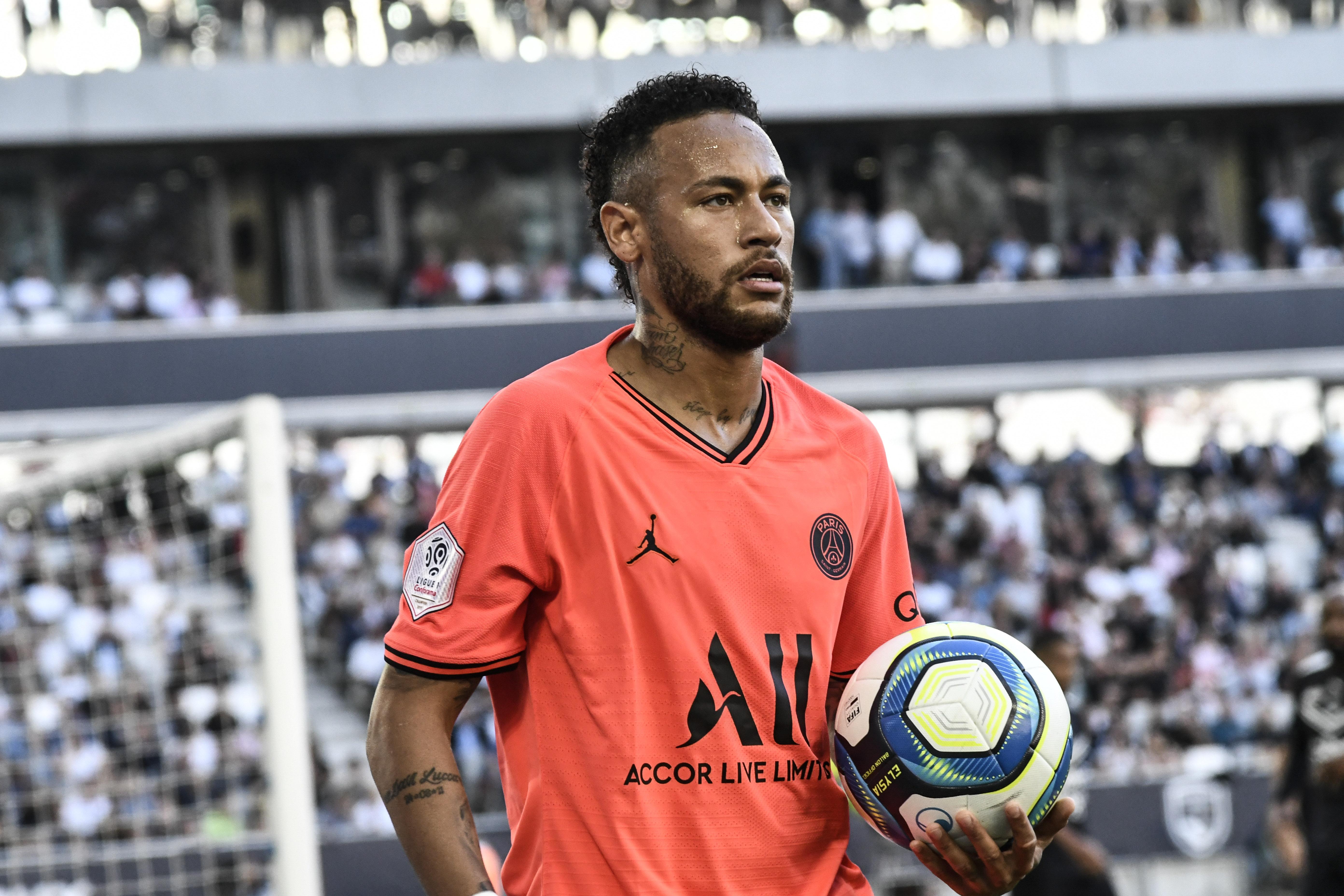 Football - Ligue 1 - Neymar assure vouloir «donner sa vie» pour le PSG