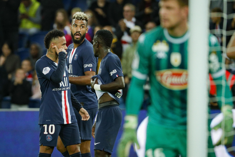 Football - Ligue 1 - PSG : vista, colère, libération... Neymar dans tous ses états