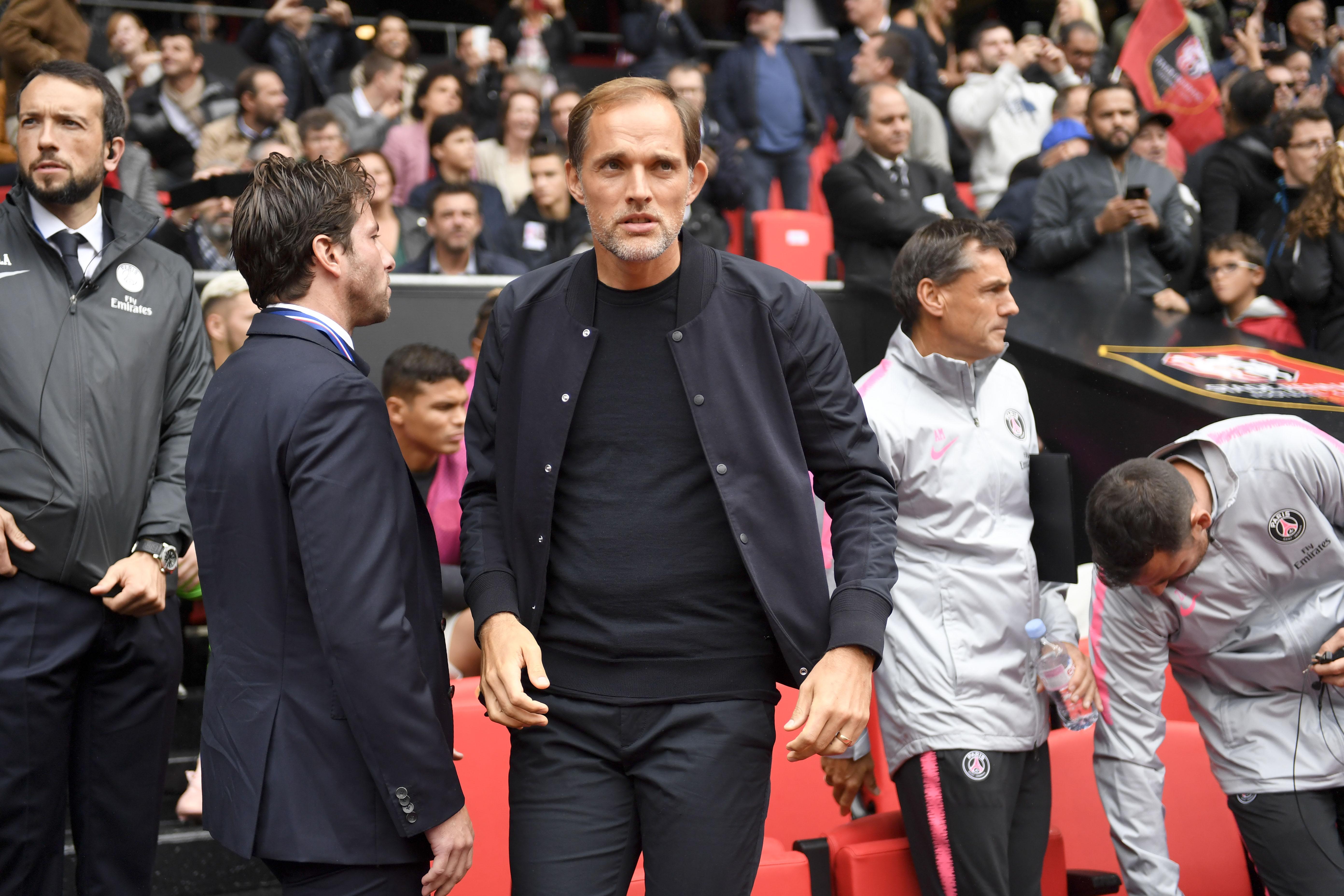 Football - Ligue 1 - Neymar en 10, Rabiot, défense à trois: les (grands) chantiers de Tuchel