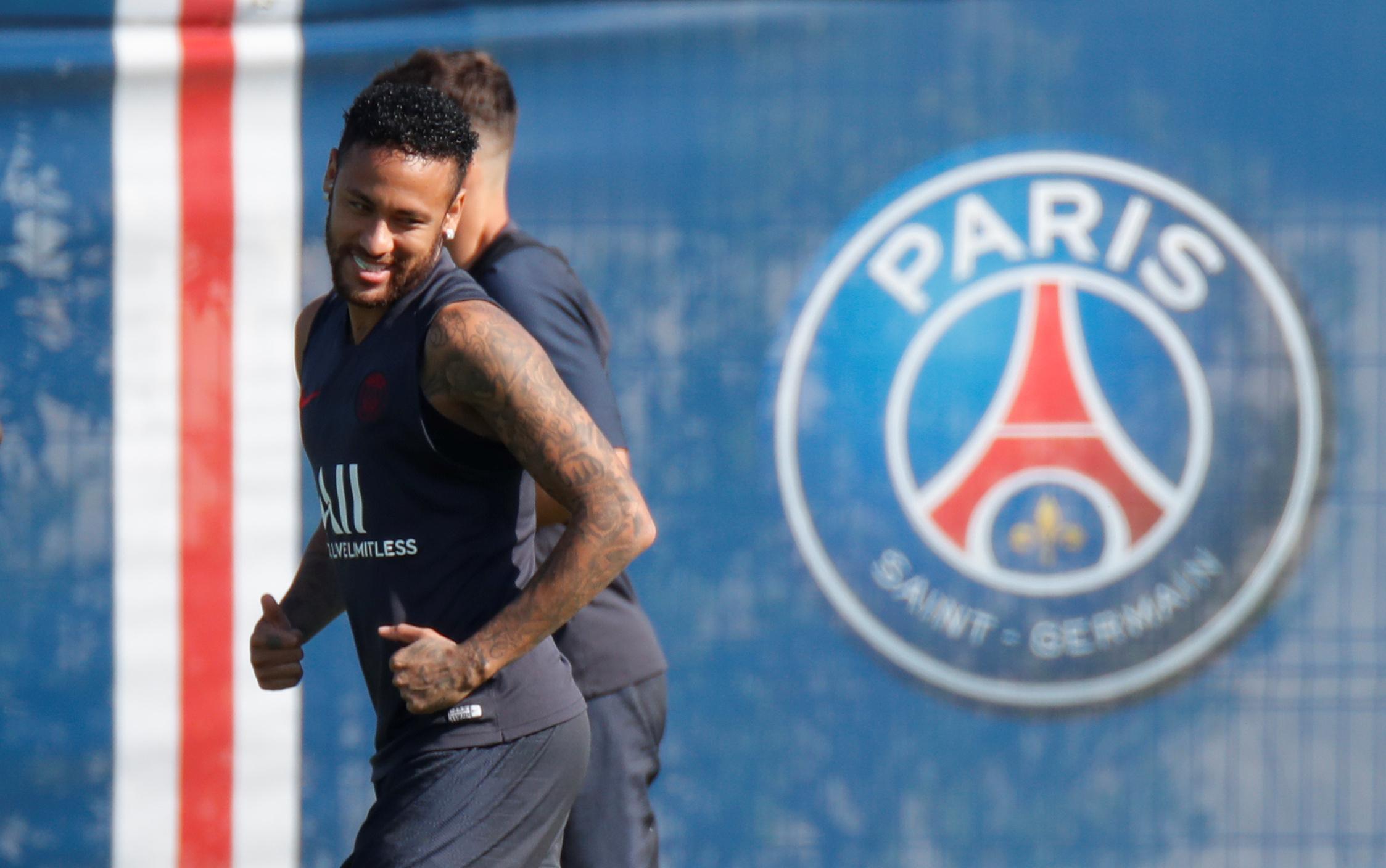 Football - Ligue 1 - Neymar-PSG, l'histoire d'une romance contrariée