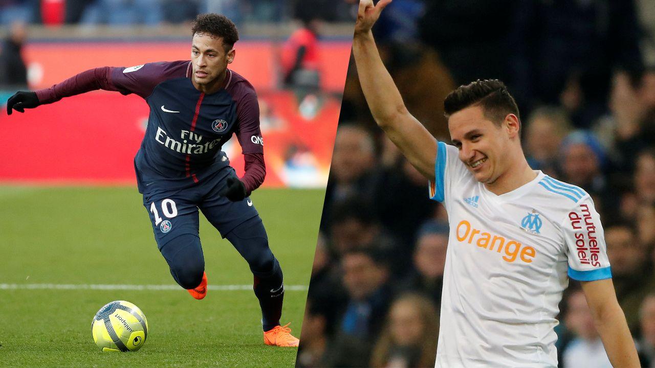 Football - Ligue 1 - PSG-OM : Neymar-Thauvin, qui fait la meilleure saison en Ligue 1 ?