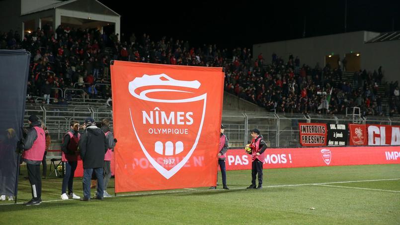 Football - Ligue 1 - Nîmes présente son calendrier aux supporters en mode Netflix