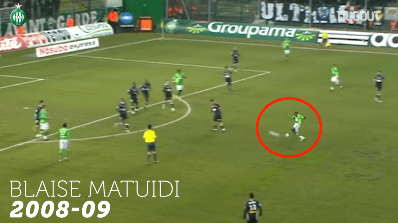 Football - Ligue 1 - Nordin, Matuidi, Payet : le top 5 des buts de Saint-Étienne contre Bordeaux