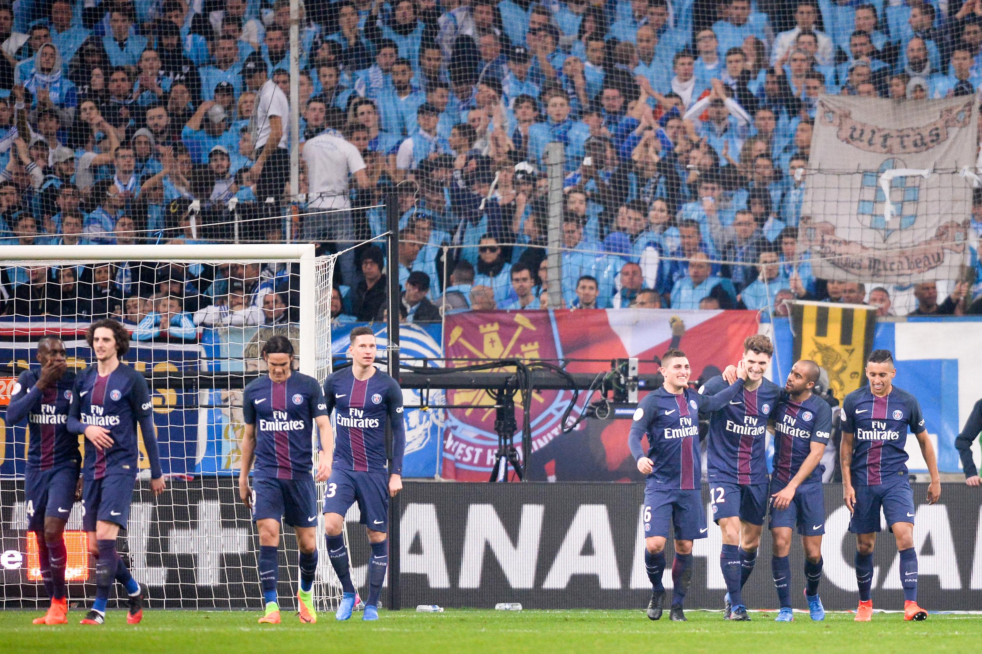 Football - Ligue 1 - OM-PSG : coups de coeur/coups de griffe de notre envoyé spécial