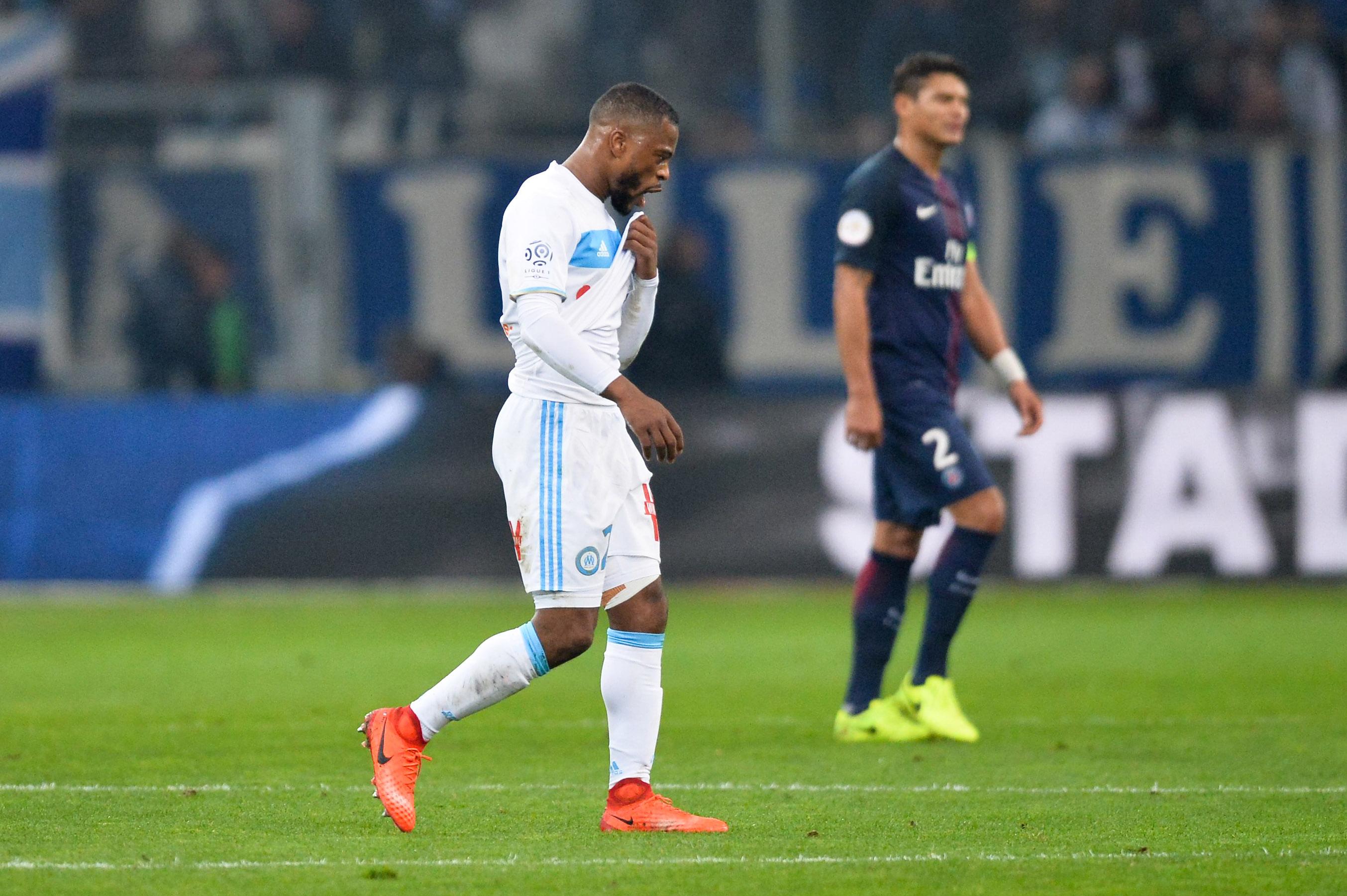 Football - Ligue 1 - OM-PSG, les notes des Marseillais : Payet a essayé, Evra était dépassé