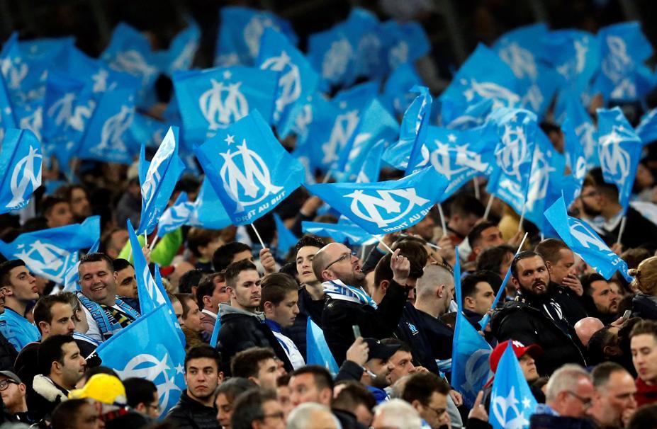 Football - Ligue 1 - OM-PSG : record d'affluence battu au Stade Vélodrome