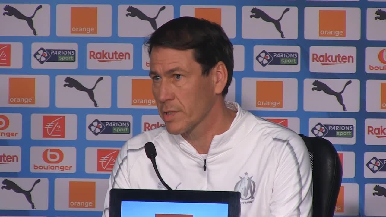 Football - Ligue 1 - OM : Rudi Garcia recadre Adil Rami sur son «burn out»