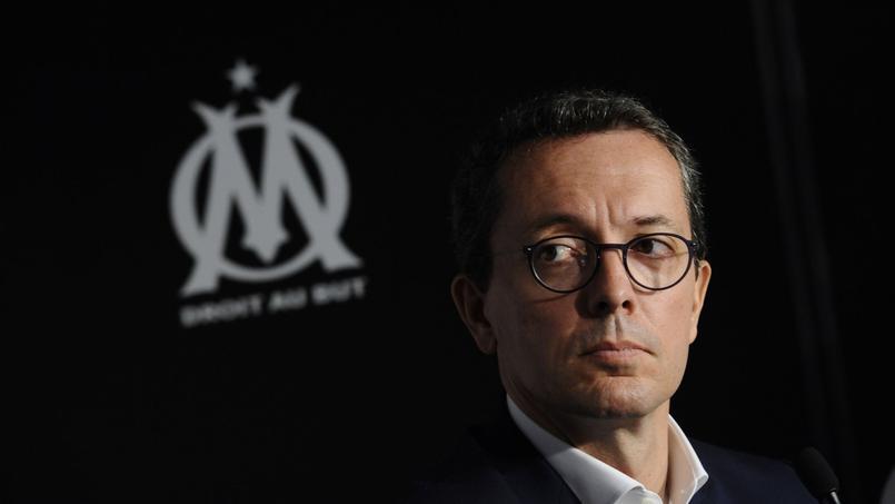 Football - Ligue 1 - OM :une «amende» pour les employés n'appelant pas Jacques-Henri Eyraud par son prénom