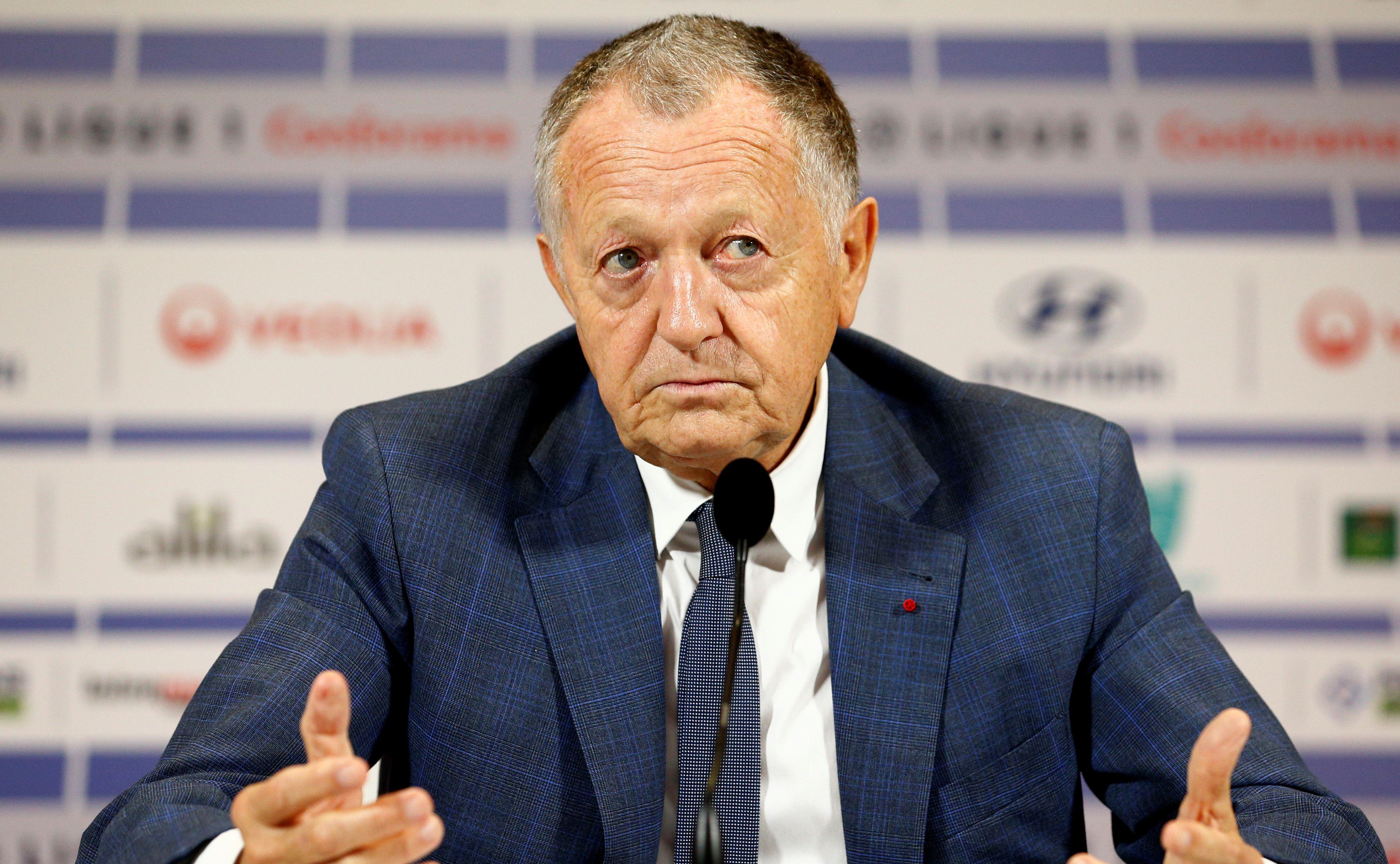 Football - Ligue 1 - «On est vraiment trop cons», la colère d'Aulas contre le foot français à l'arrêt