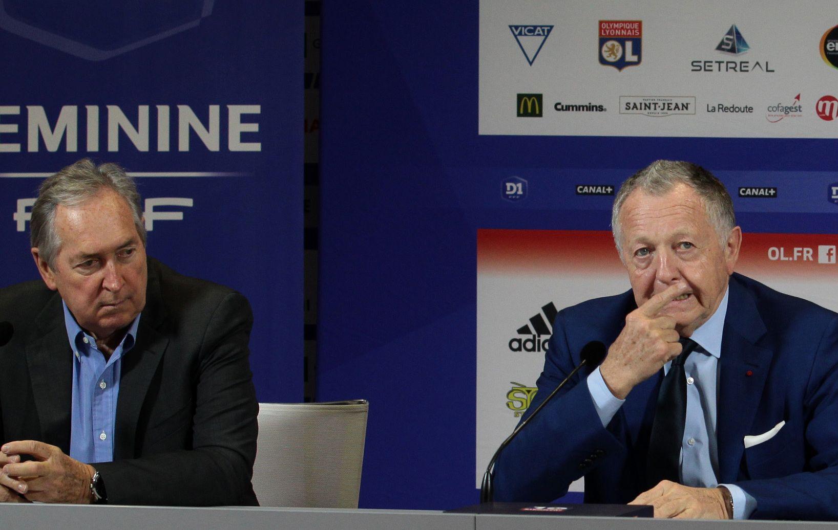 Football - Ligue 1 - Face à la crise, le conseiller Houllier contredit le président Aulas
